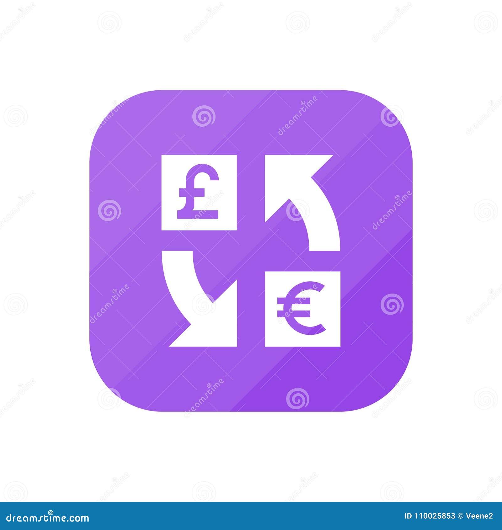 Pond aan Euro - App Pictogram