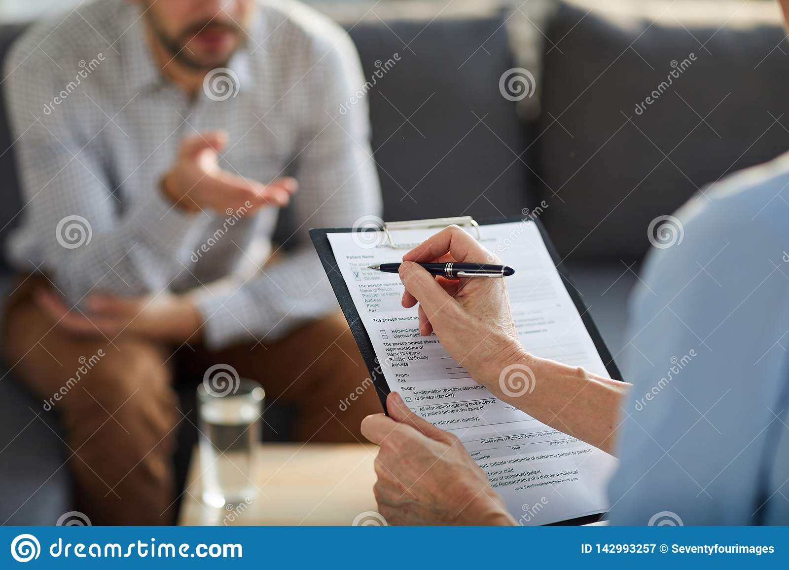 Pondo o tiquetaque no documento