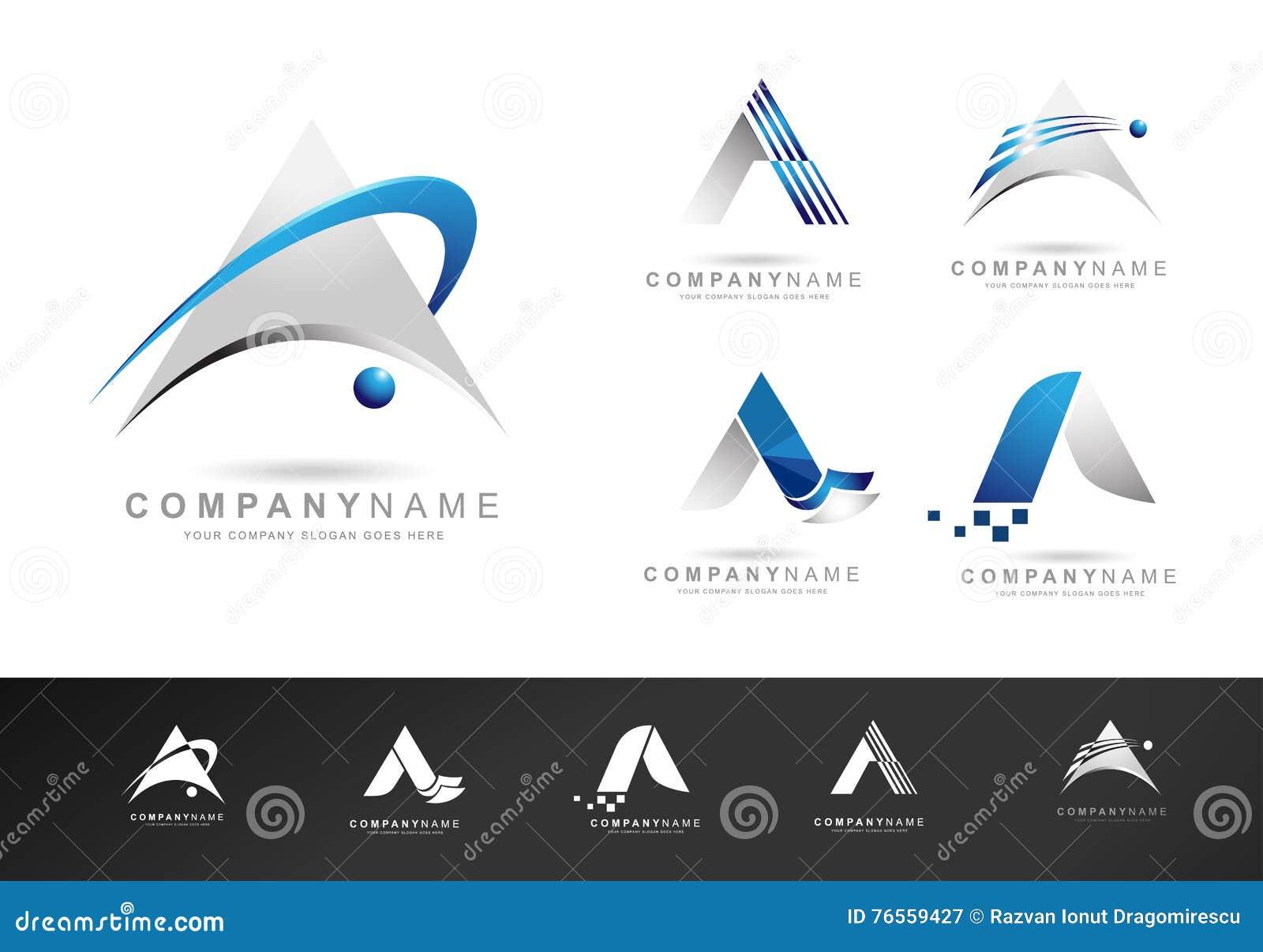 Ponga letras a Logo Design Icons