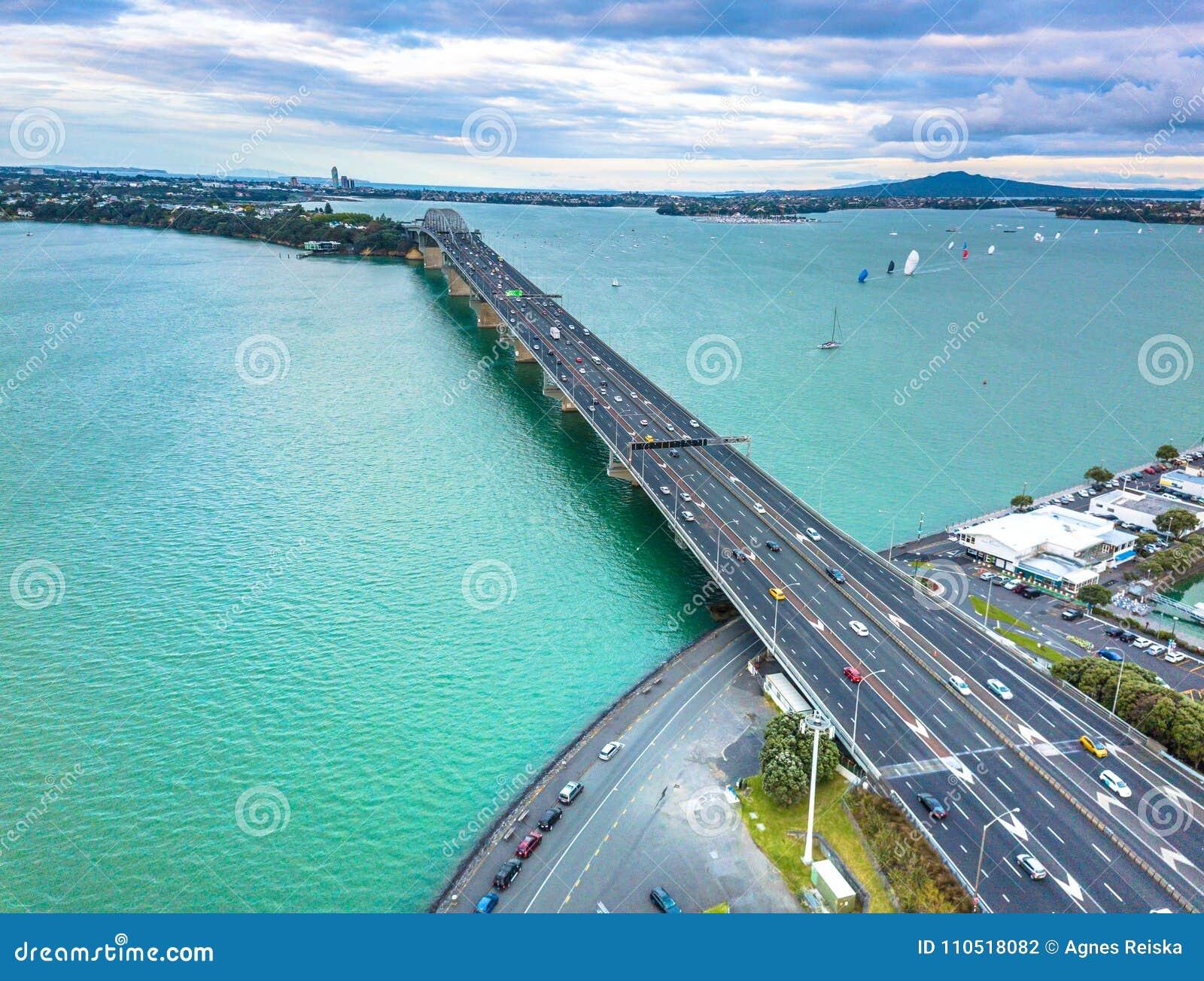 Pont d Auckland Westhaven