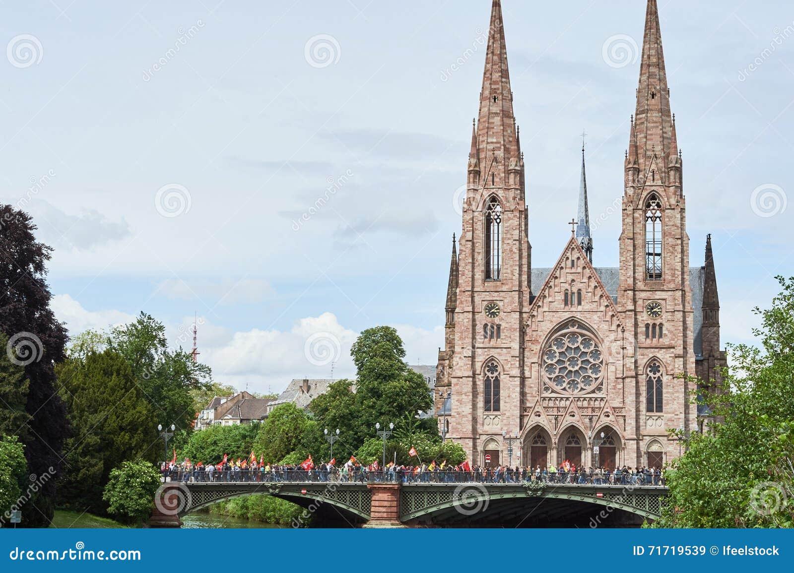 Pont d ` Auvergne z protestants