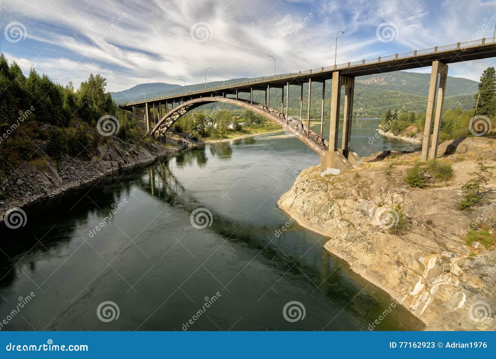 Pont dans Castlegar