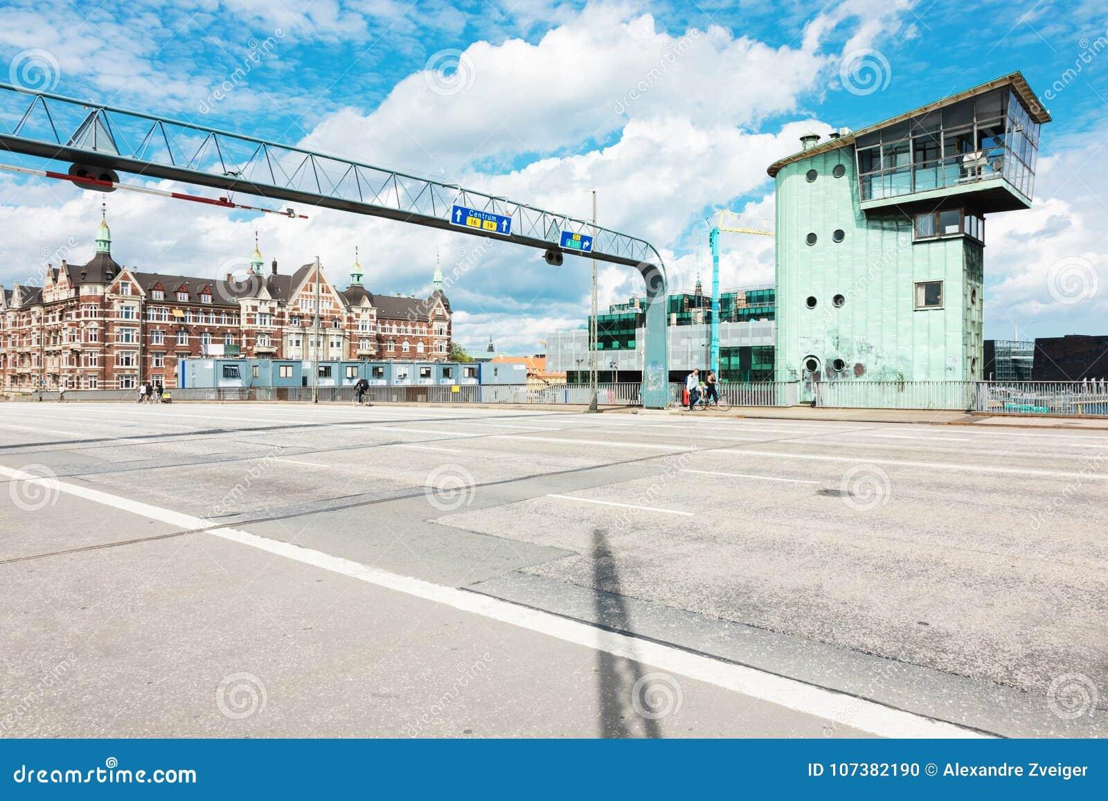 Pont de Langebro à Copenhague