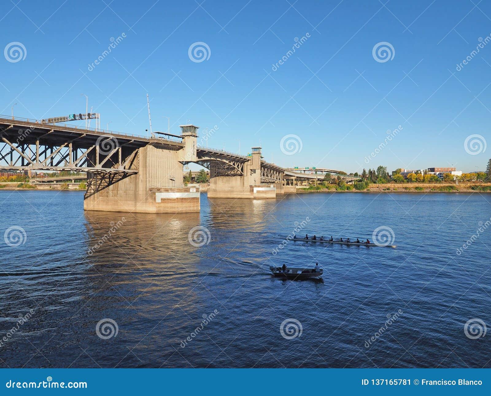 Pont de Morrison, Portland, Orégon