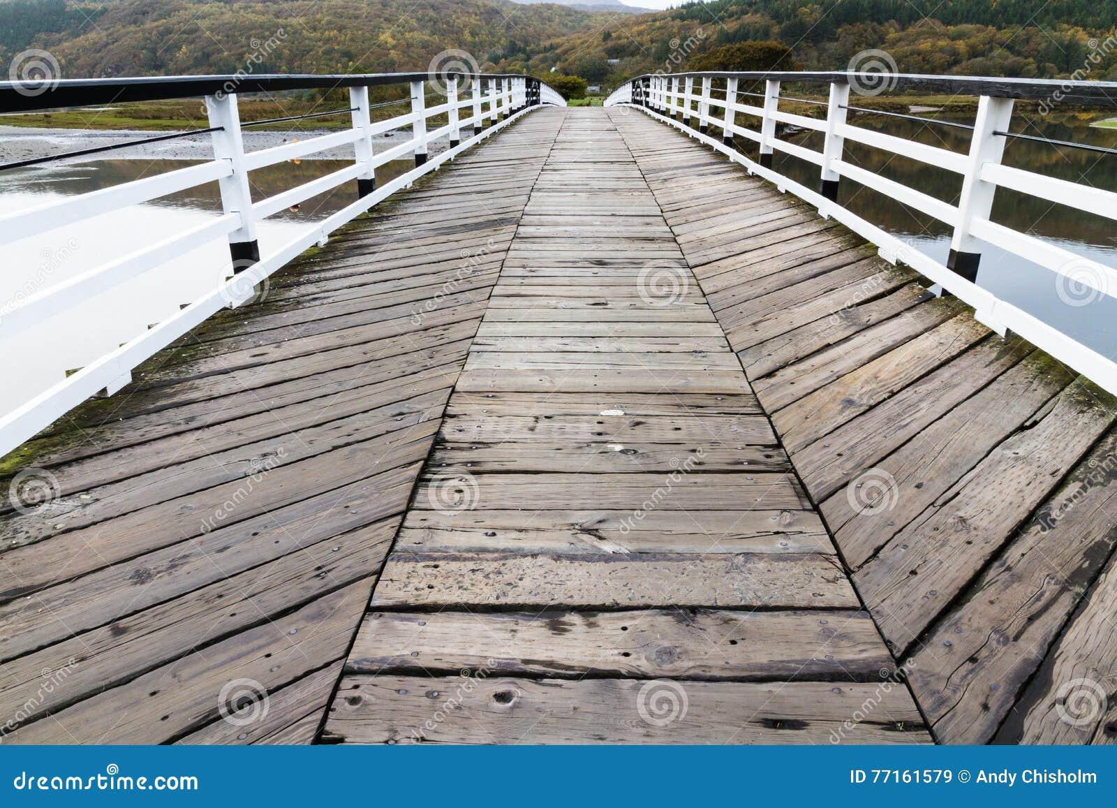 Pont de péage de Penmaenpool, égalisant