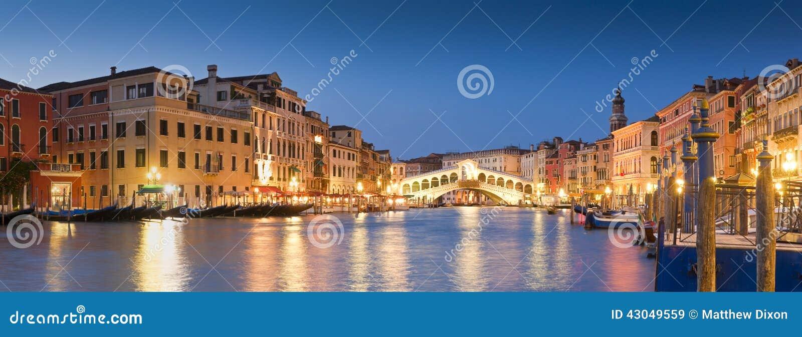 Pont de Rialto, Venise