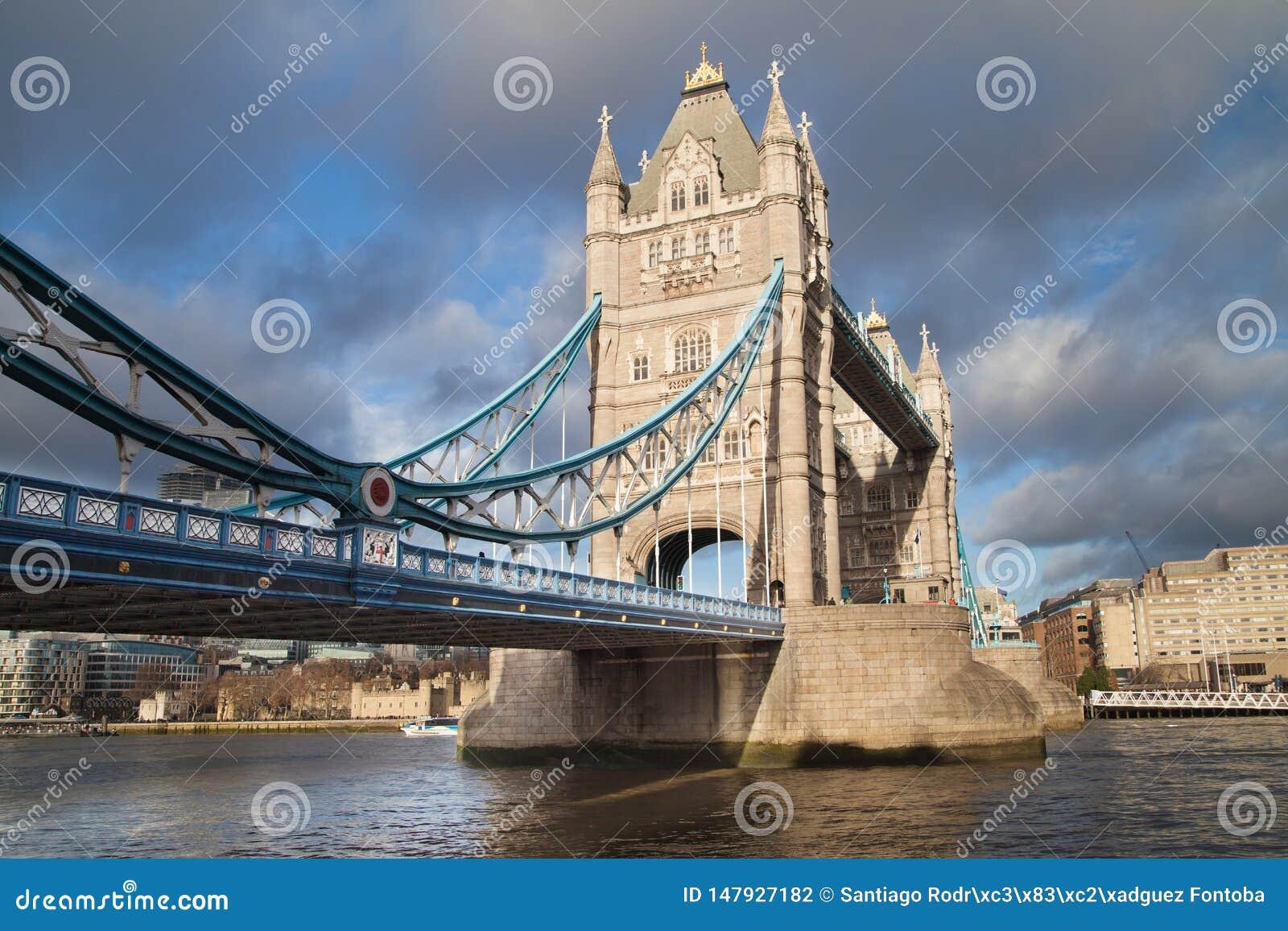 Pont de tour de Shad Thames
