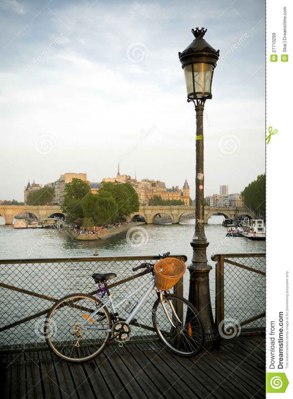 Pont des arts paris royalty free stock images image 27710299 - Pont des arts hong kong ...