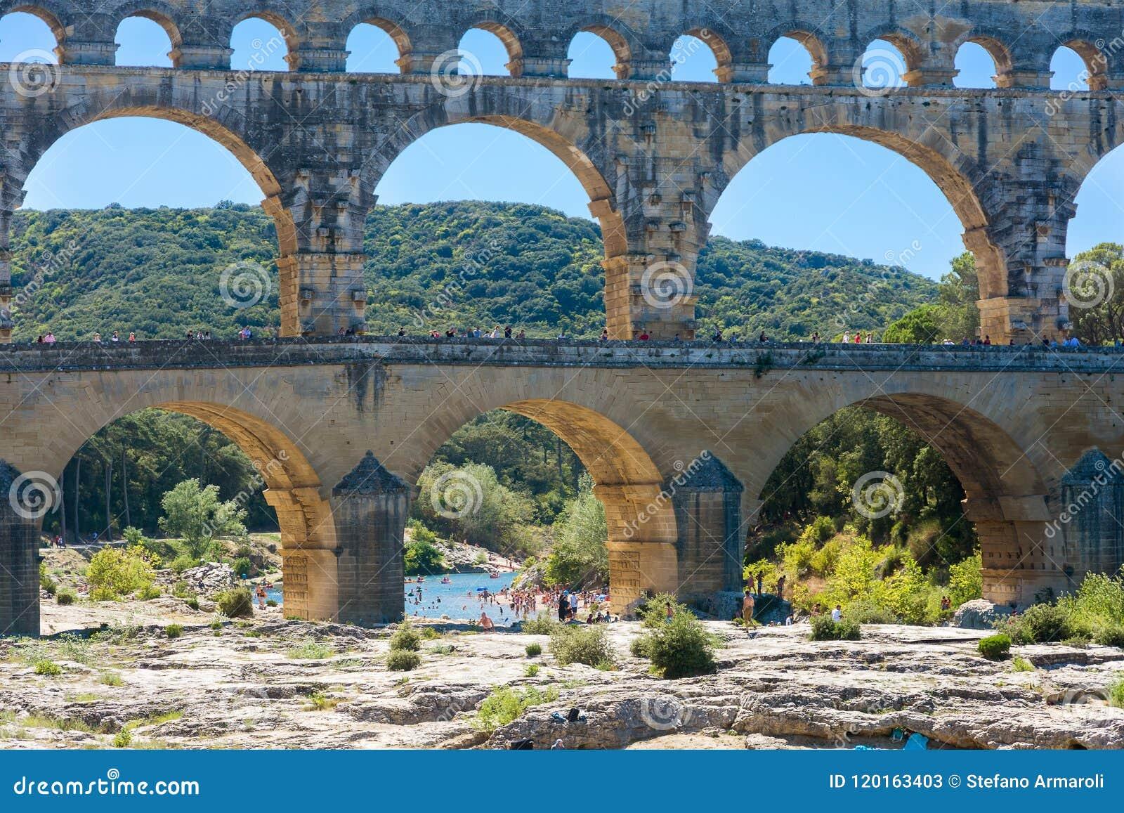 Pont du il Gard
