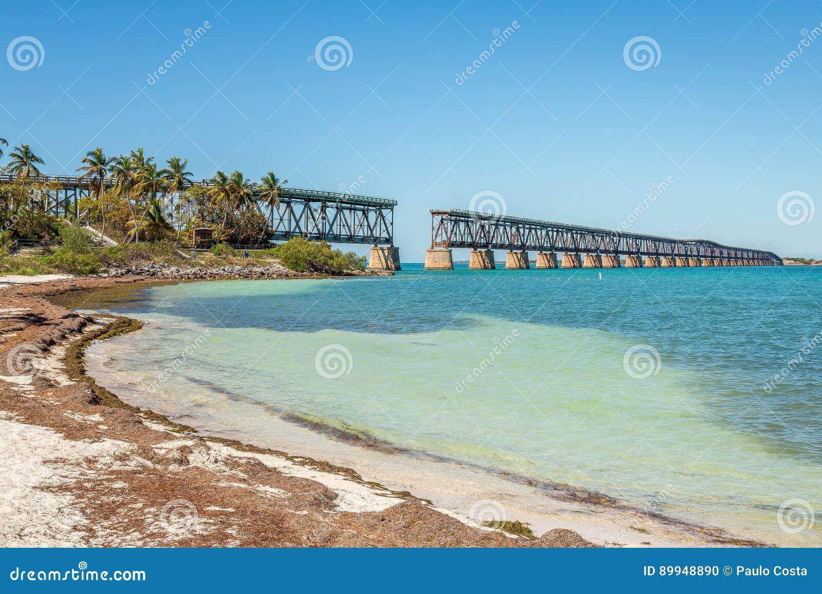 Pont en longeron du Bahia Honda
