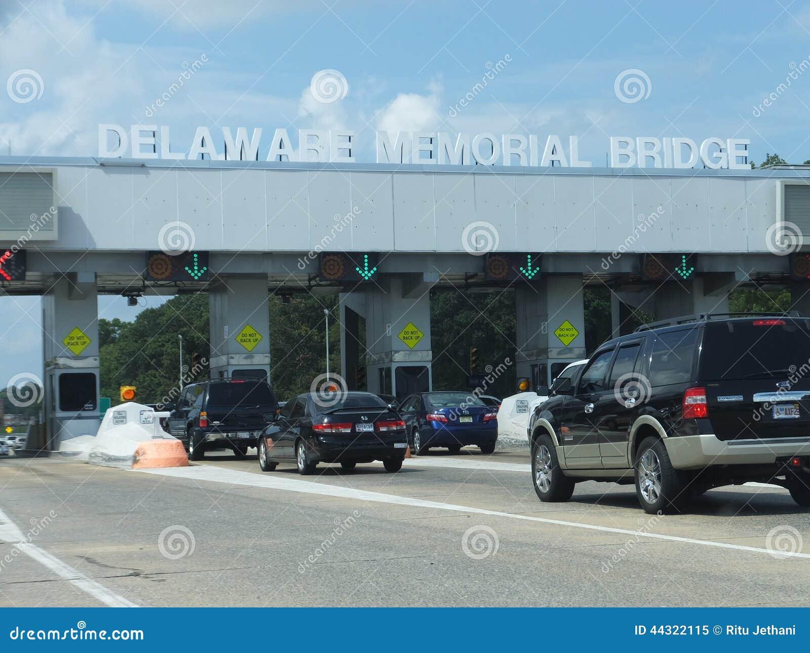 Pont en mémorial de Delaware
