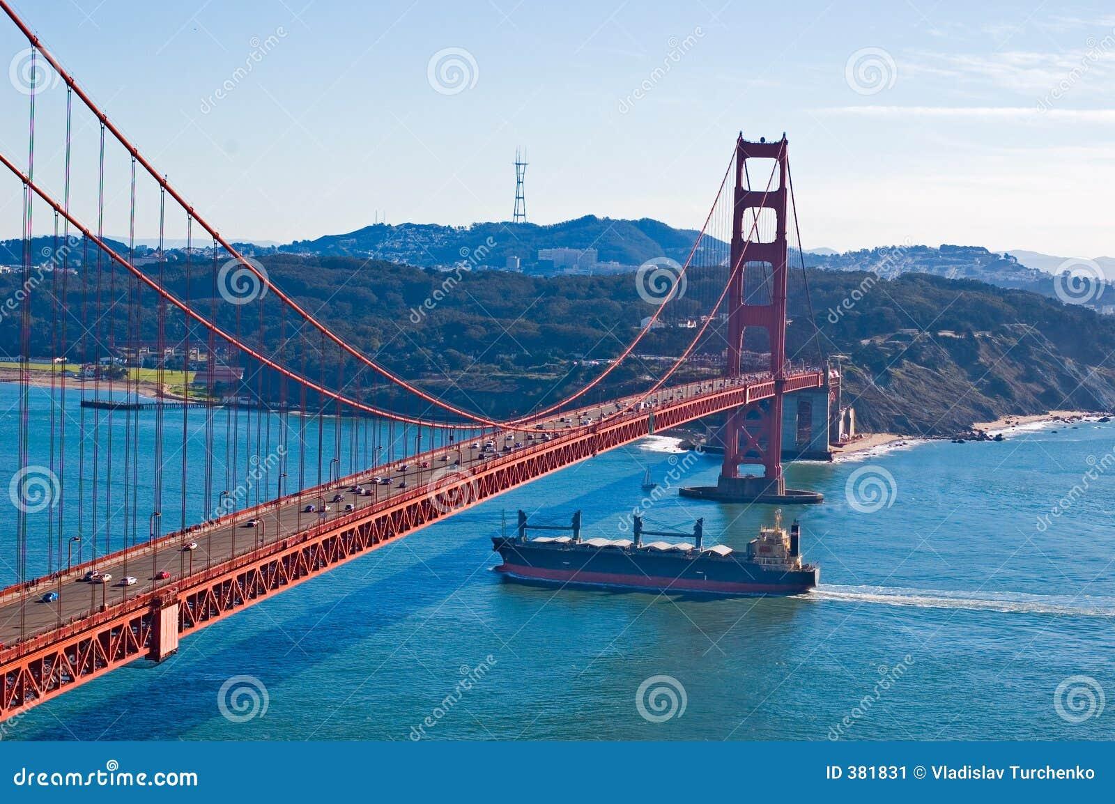 Pont en porte d or de San Francisco