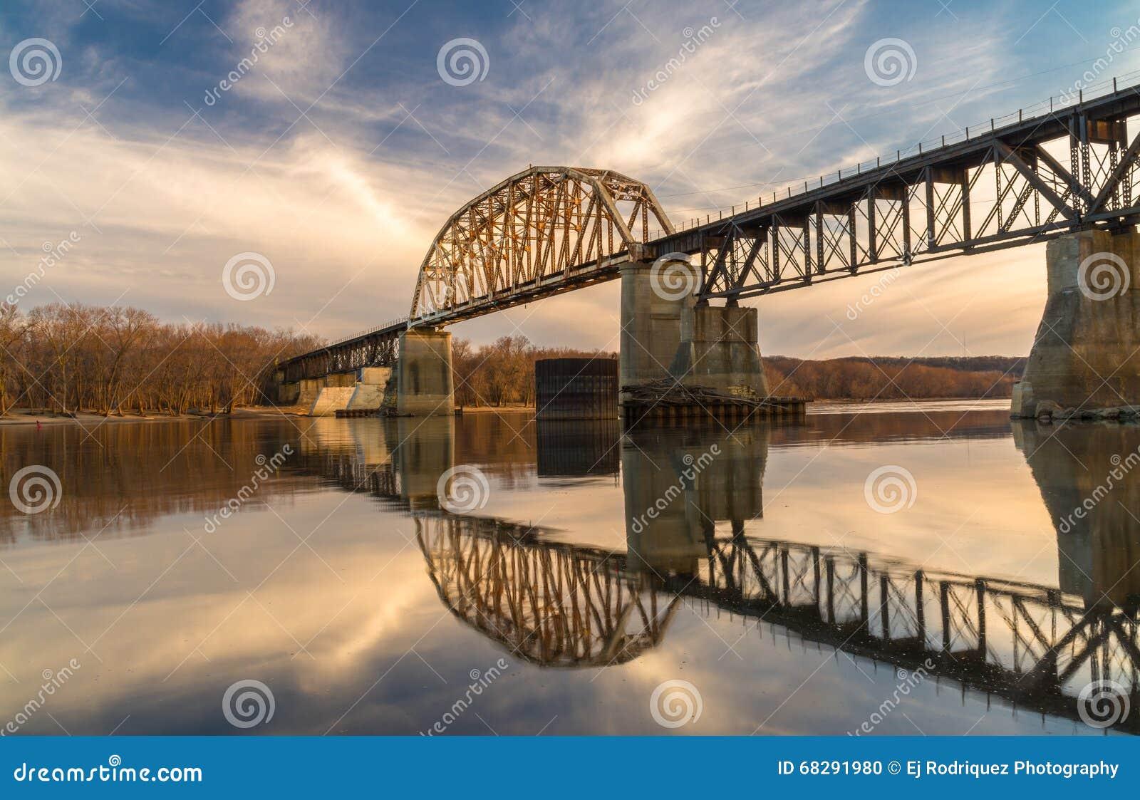 Pont en rail de LaSalle