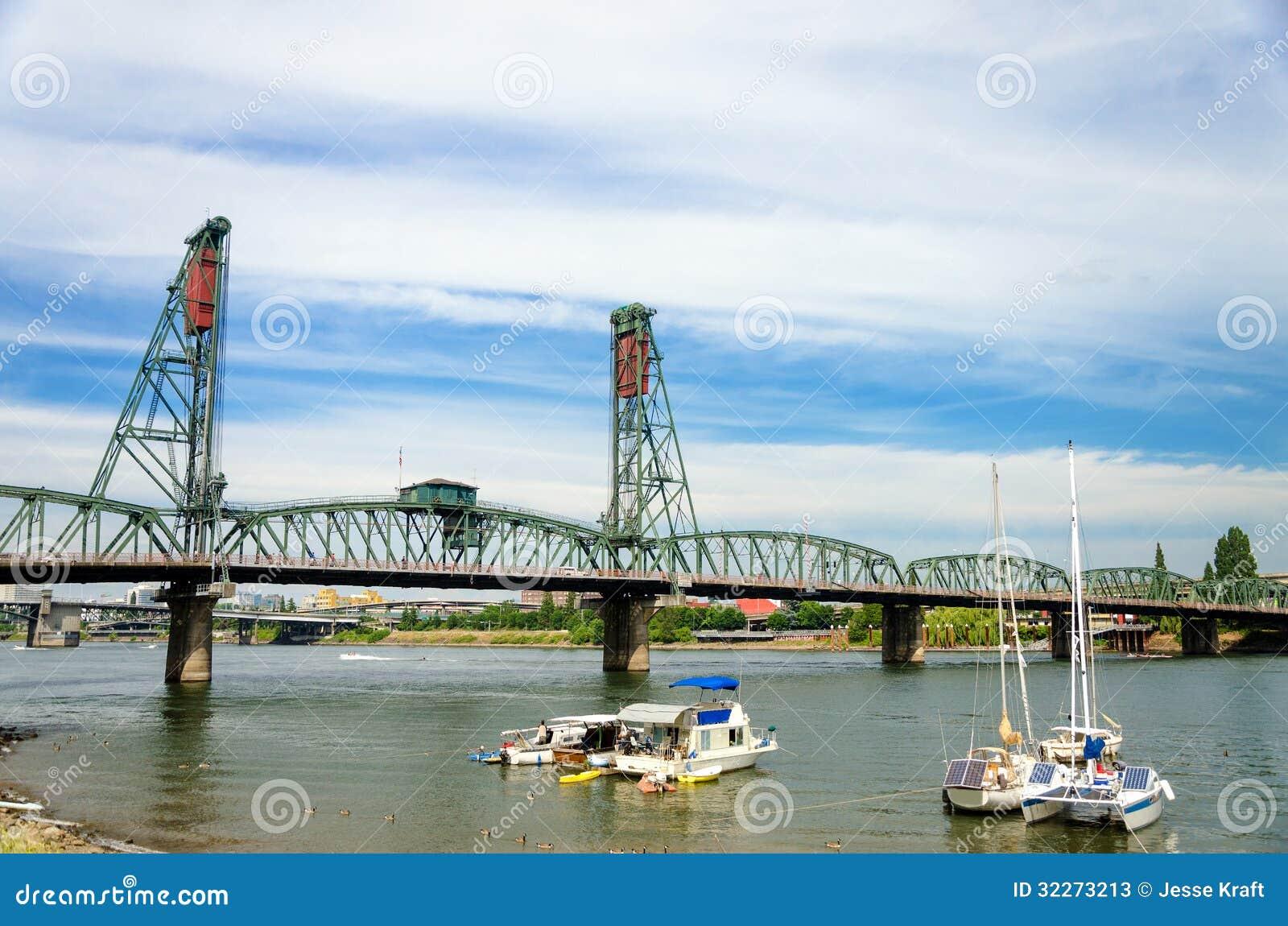 Pont et bateaux