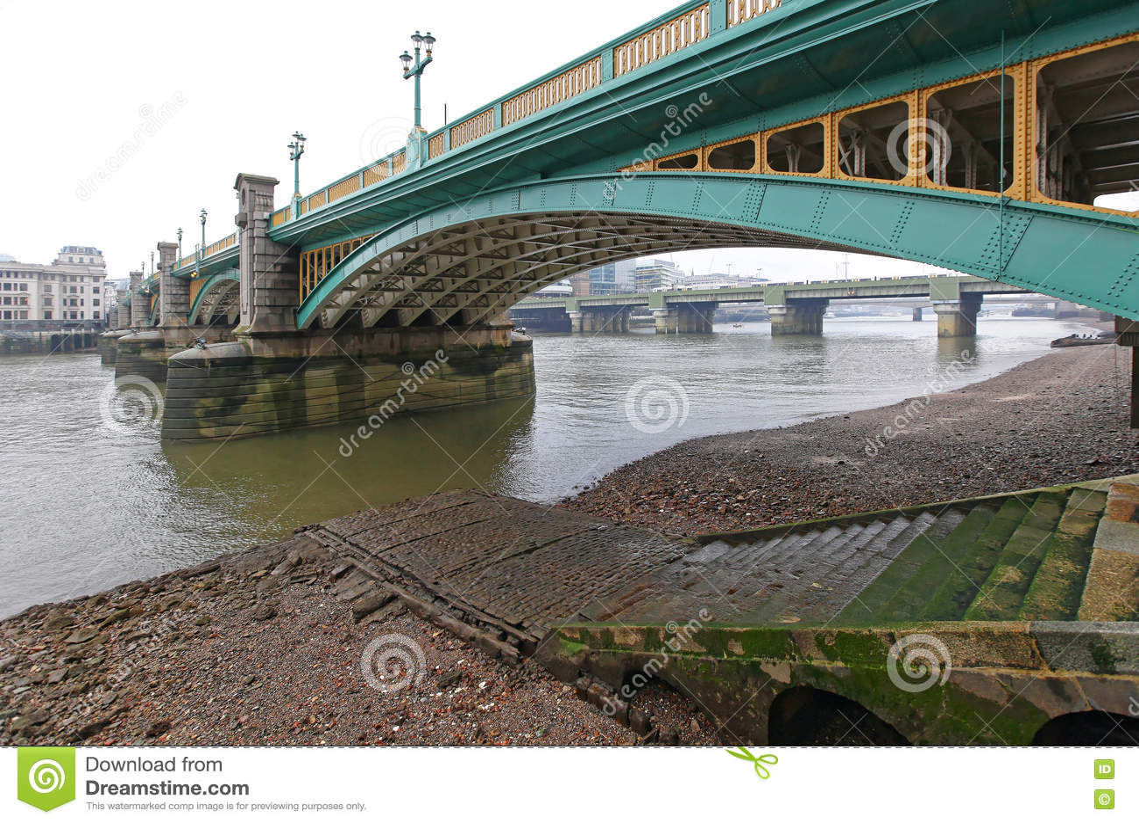 Pont Londres de Southwark