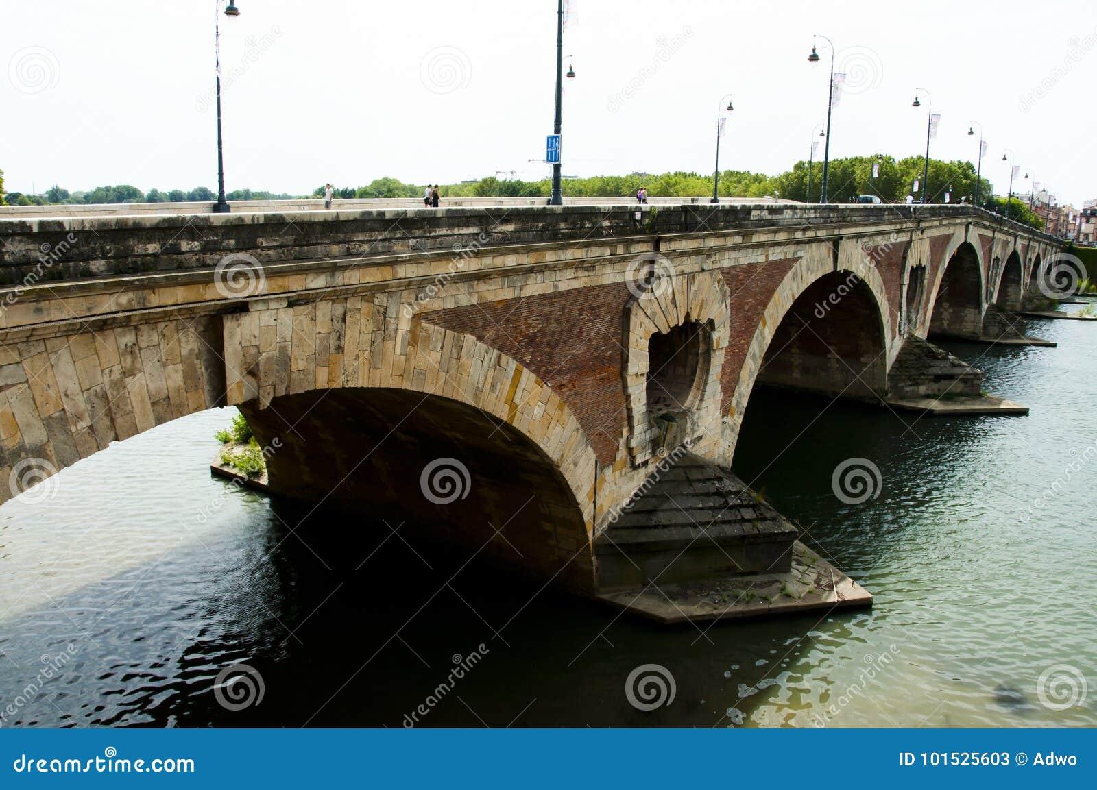 Pont Neuf - Toulouse - Frances
