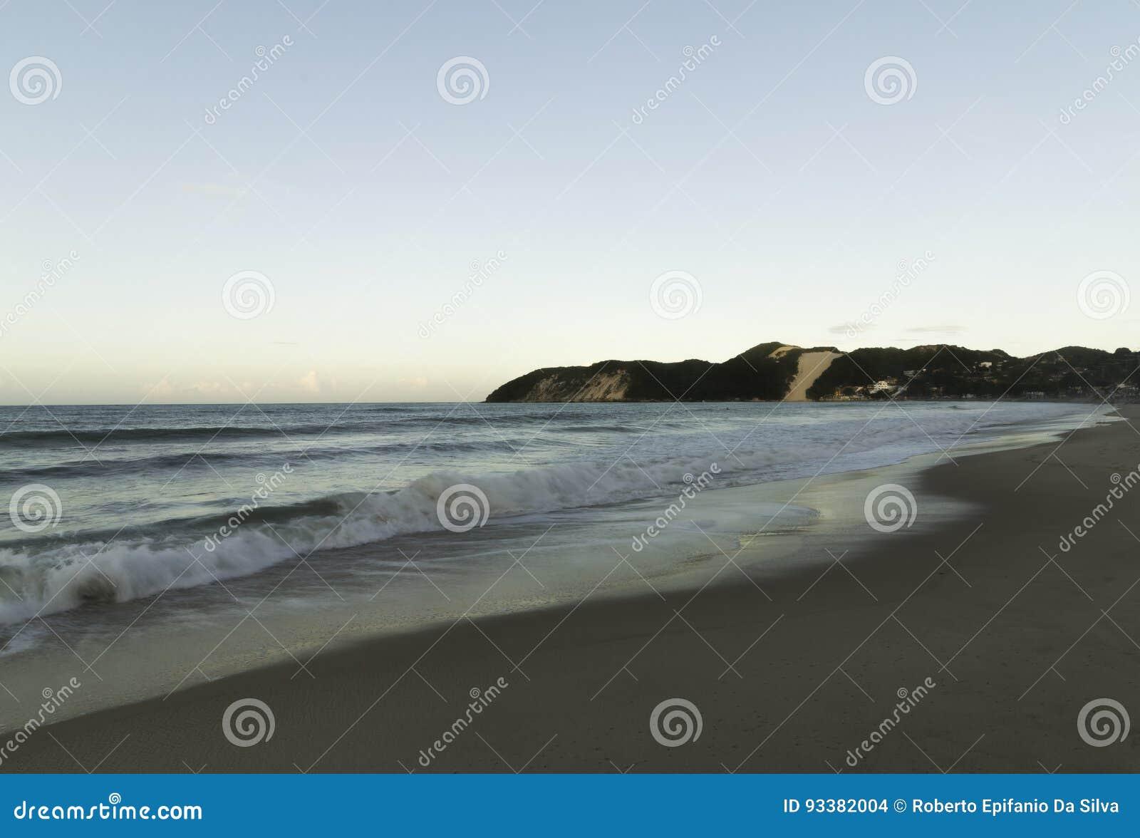 Ponta Negr Morro i plaża robimy Careca