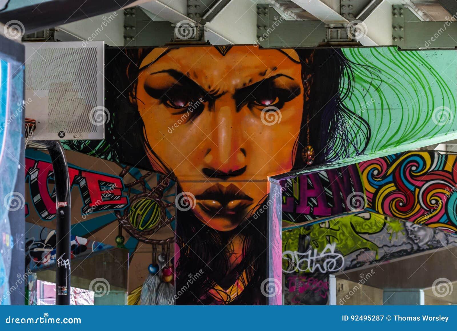 Ponte Art Graffiti