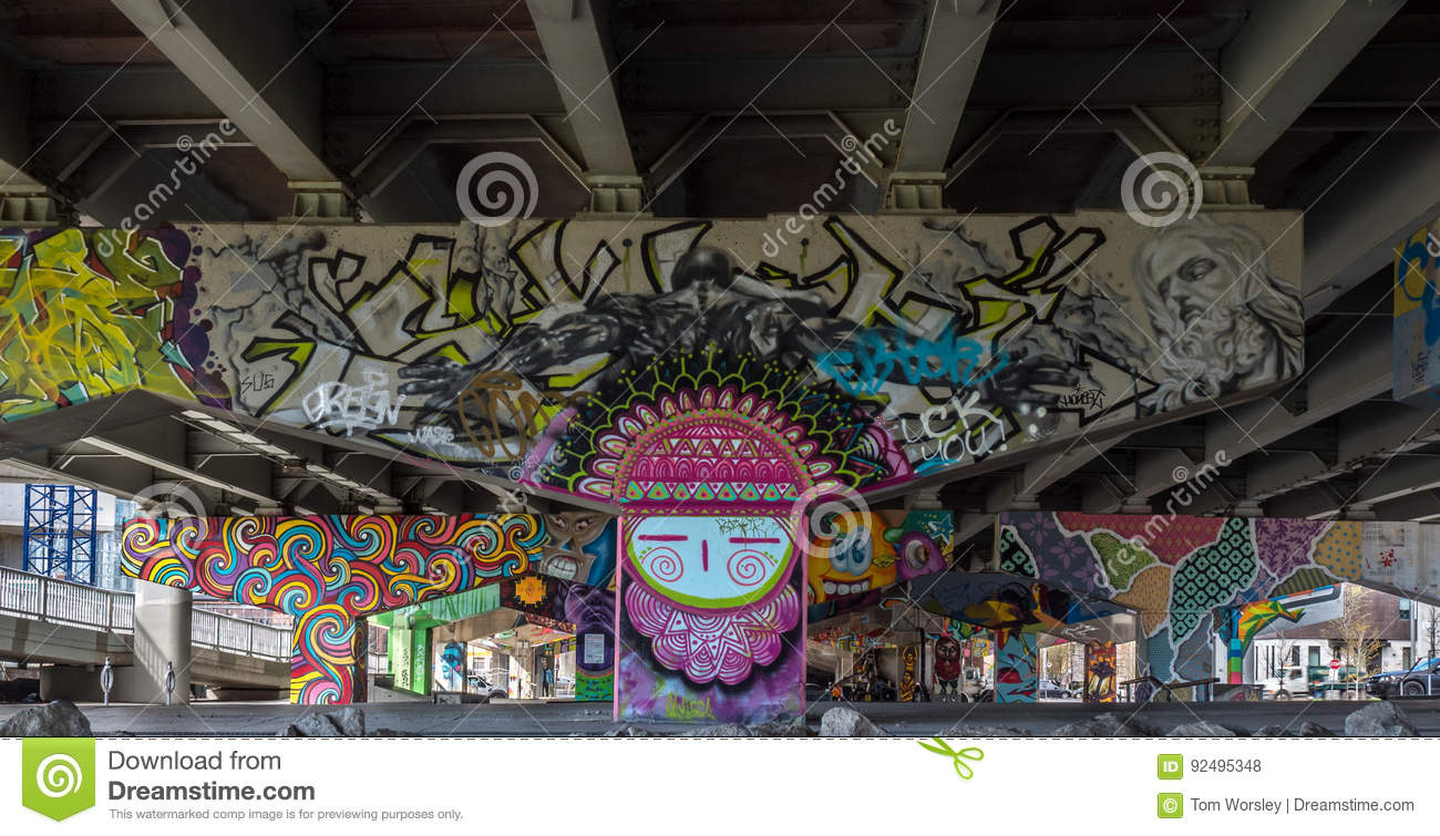 Ponte Art Graffiti