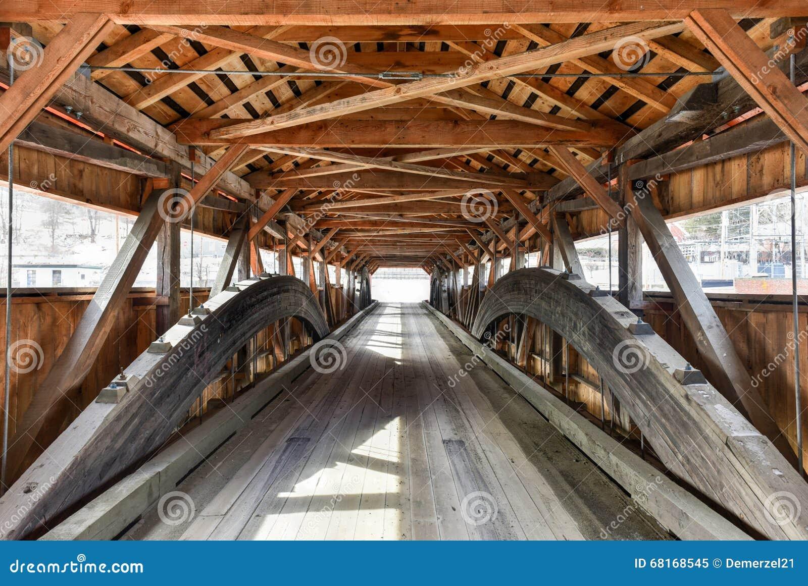 Ponte coperto di Taftsville - Vermont