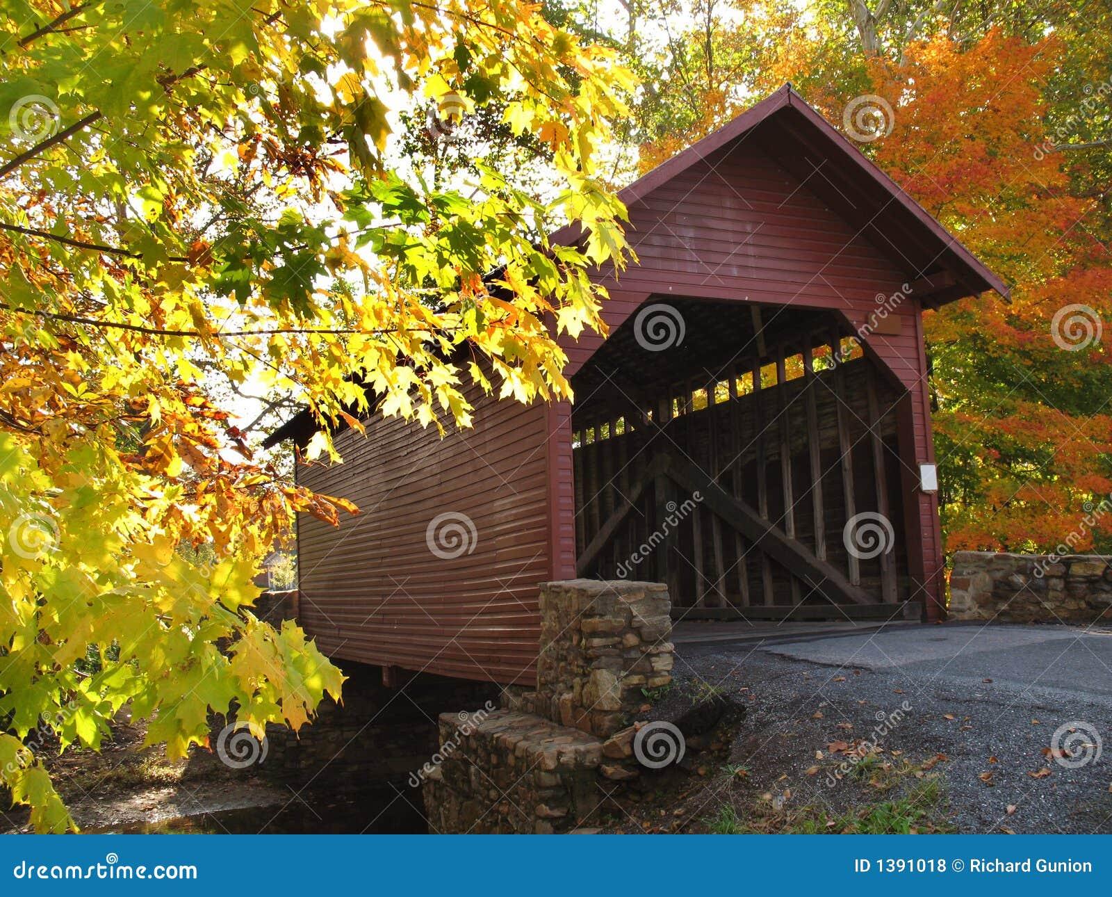 Ponte da estrada de Roddy