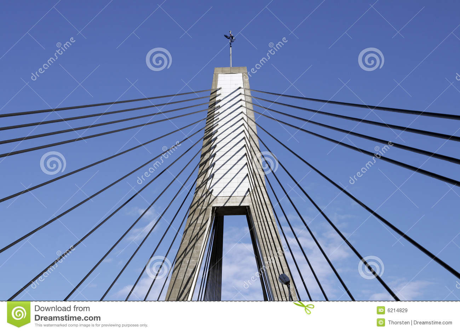 Ponte de Anzac, Sydney, Austrália