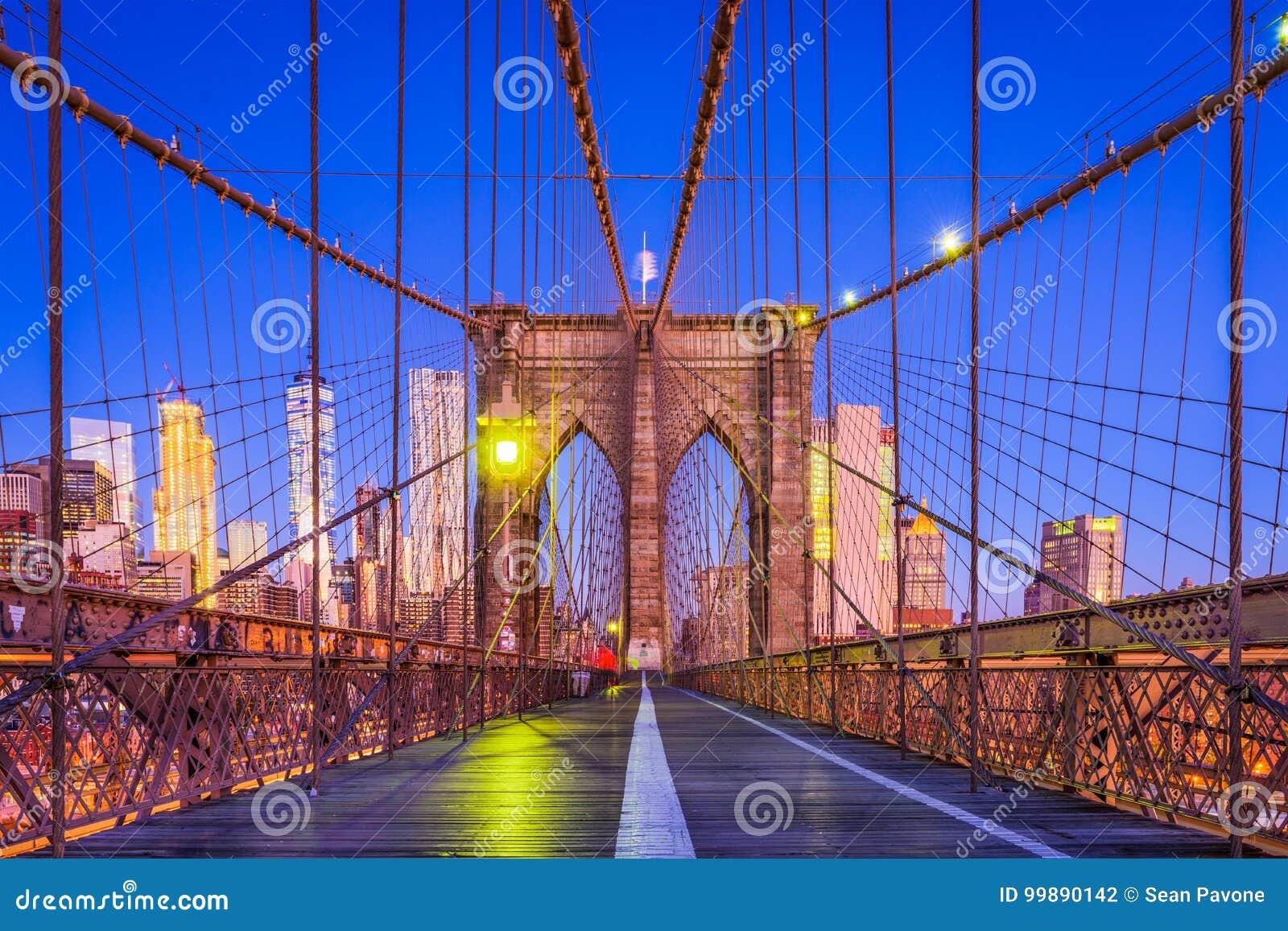 Ponte de Brooklyn New York