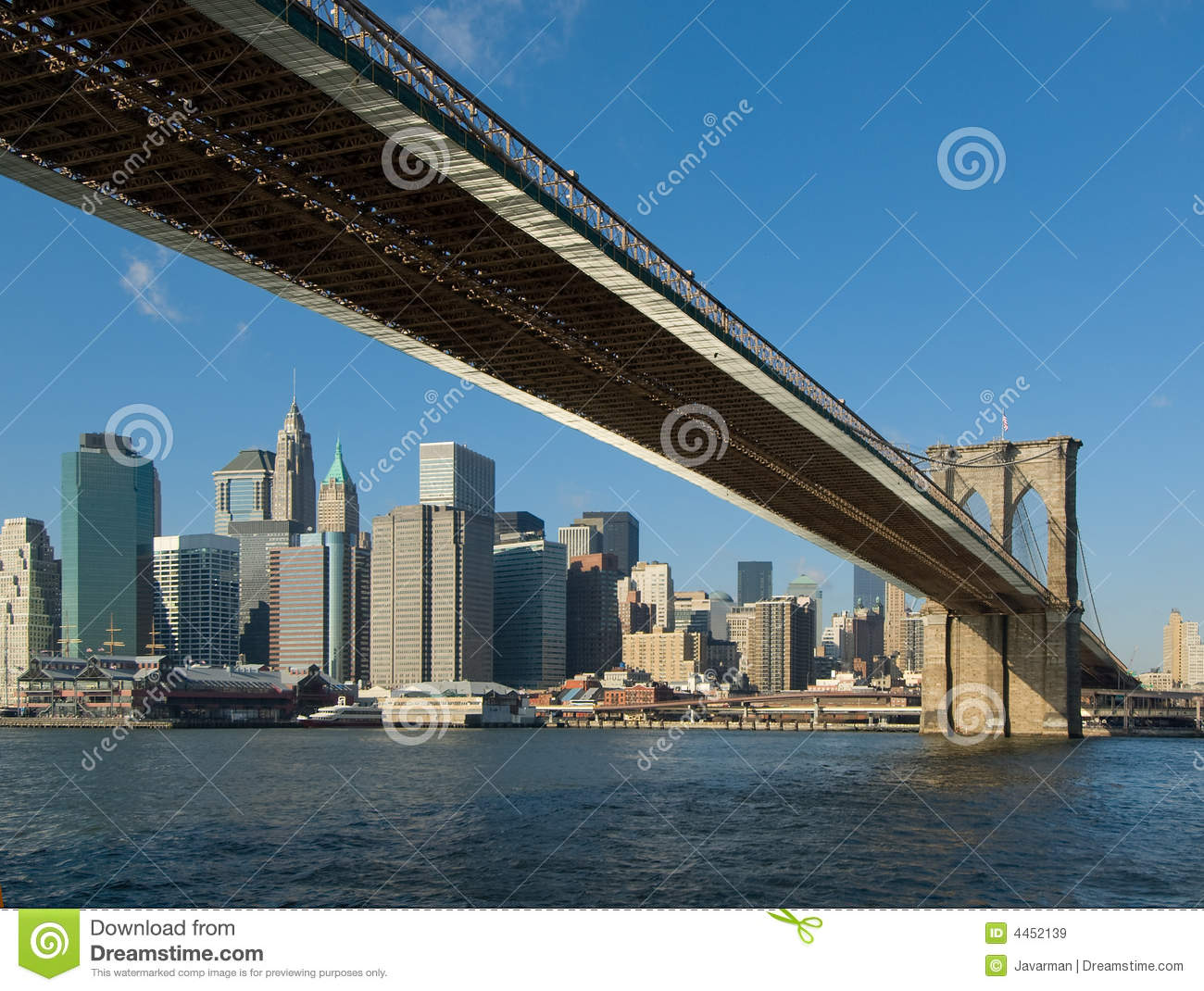 Ponte de Brooklyn, New York, EUA