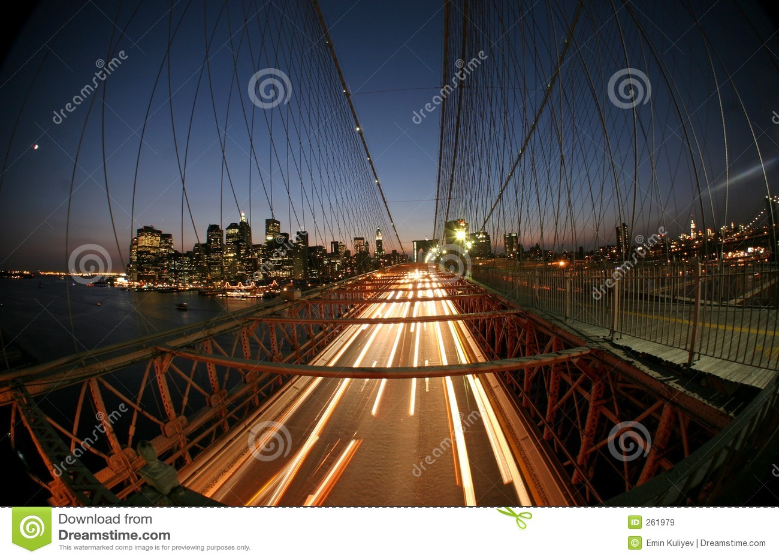 Ponte de New York, Brooklyn