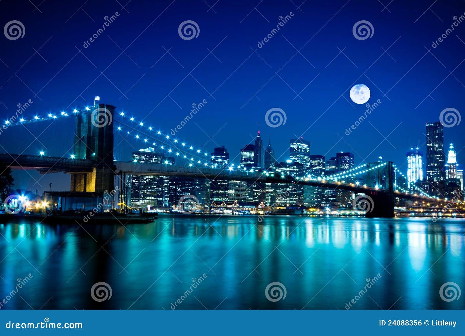 Ponte de New York City Brooklyn