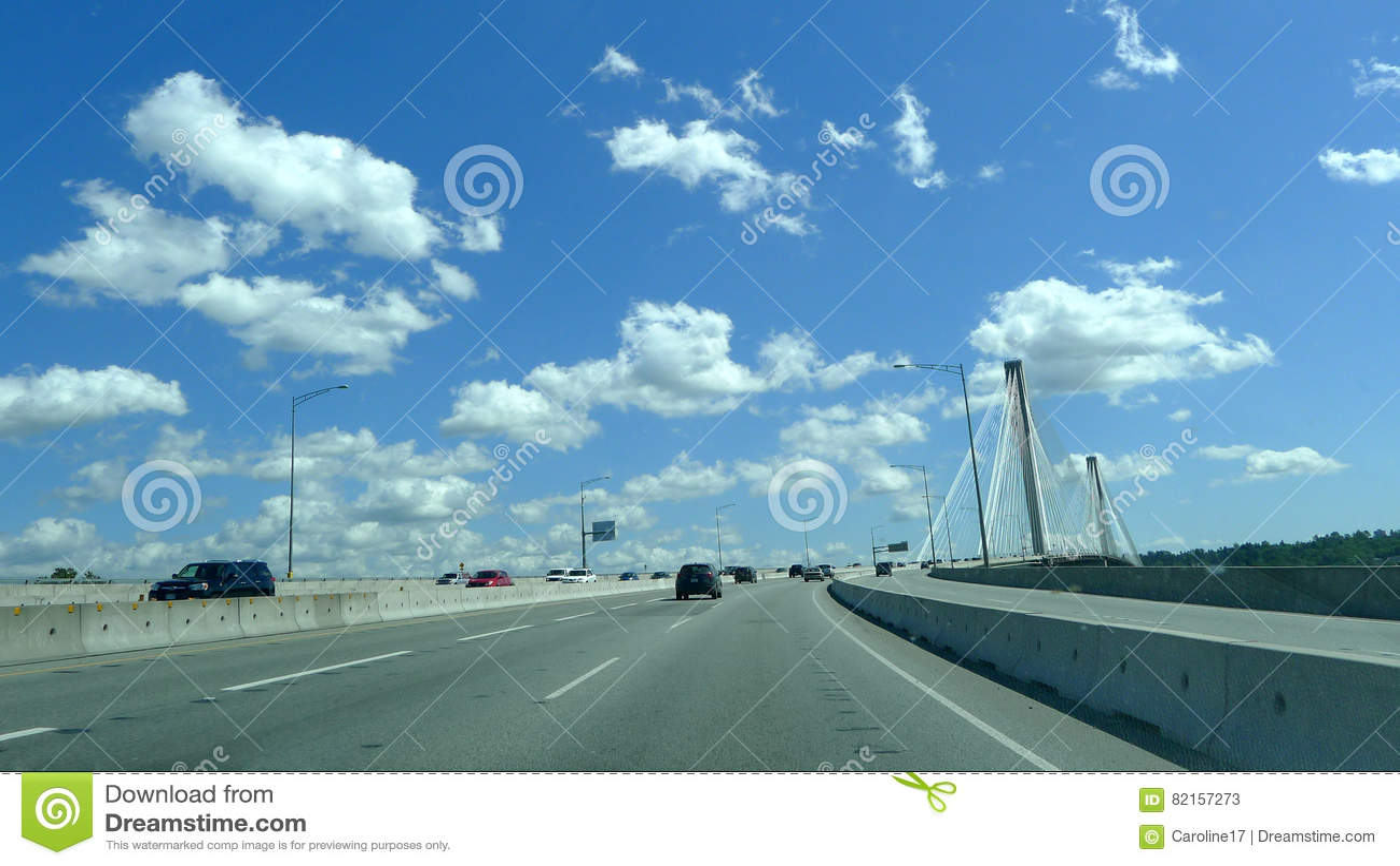 Ponte de suspensão de Mann do porto, Canadá