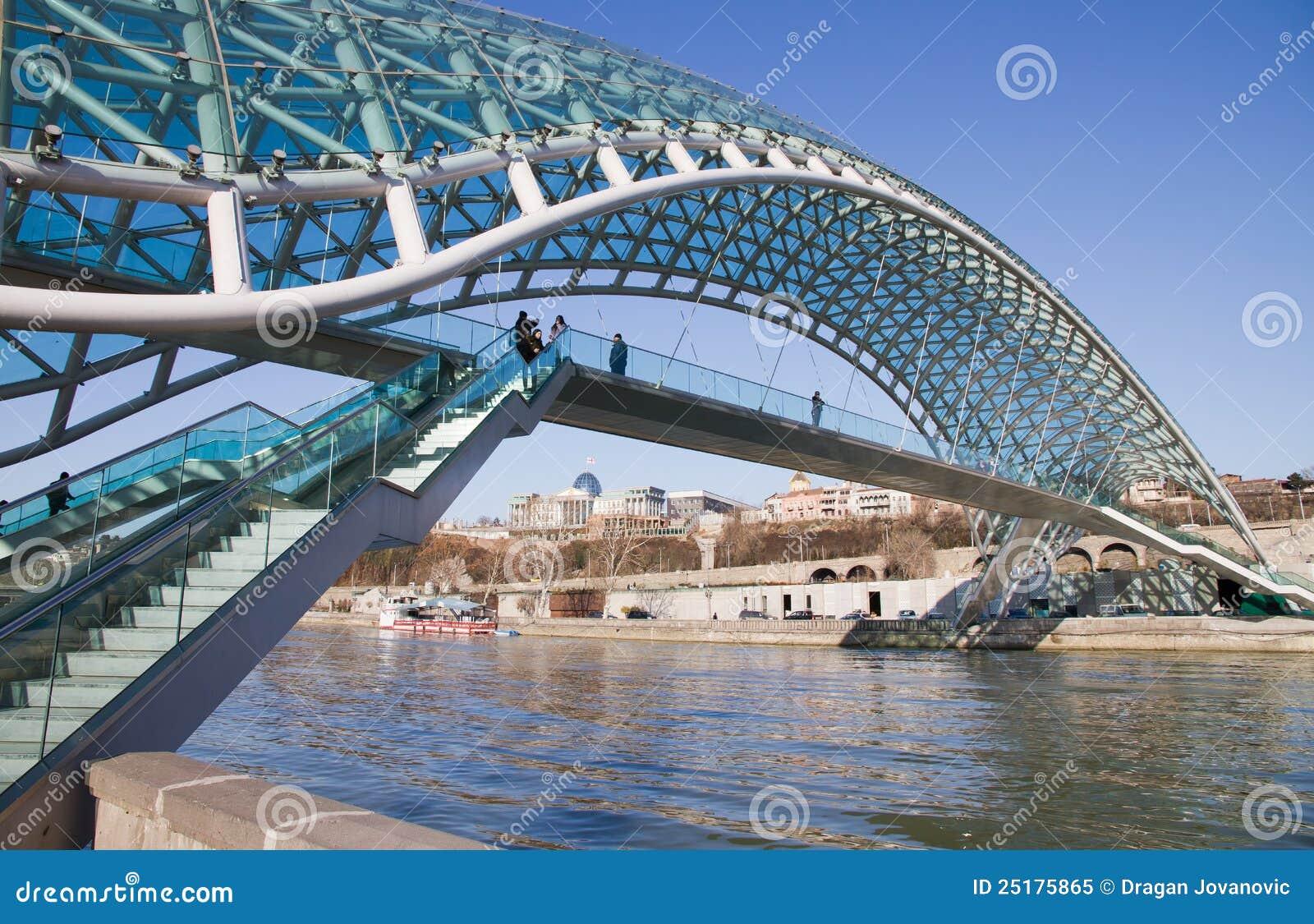 Ponte de Tbilisi da paz