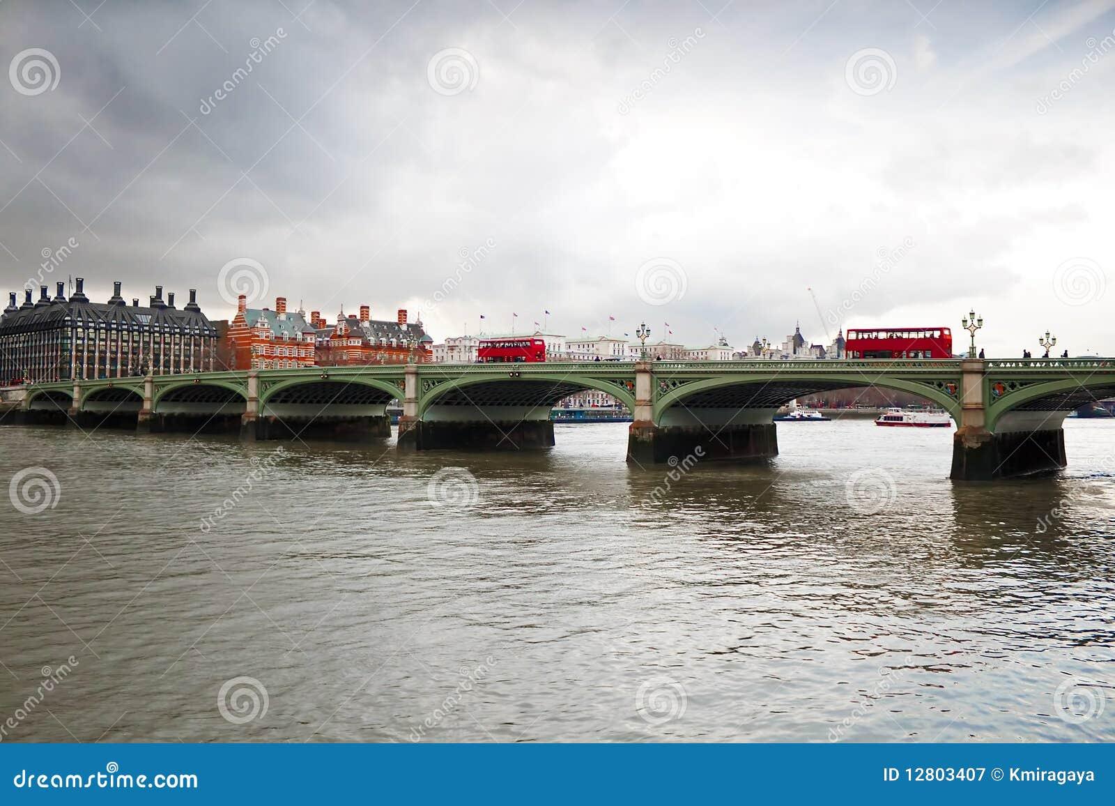 Ponte de Westminster em Londres