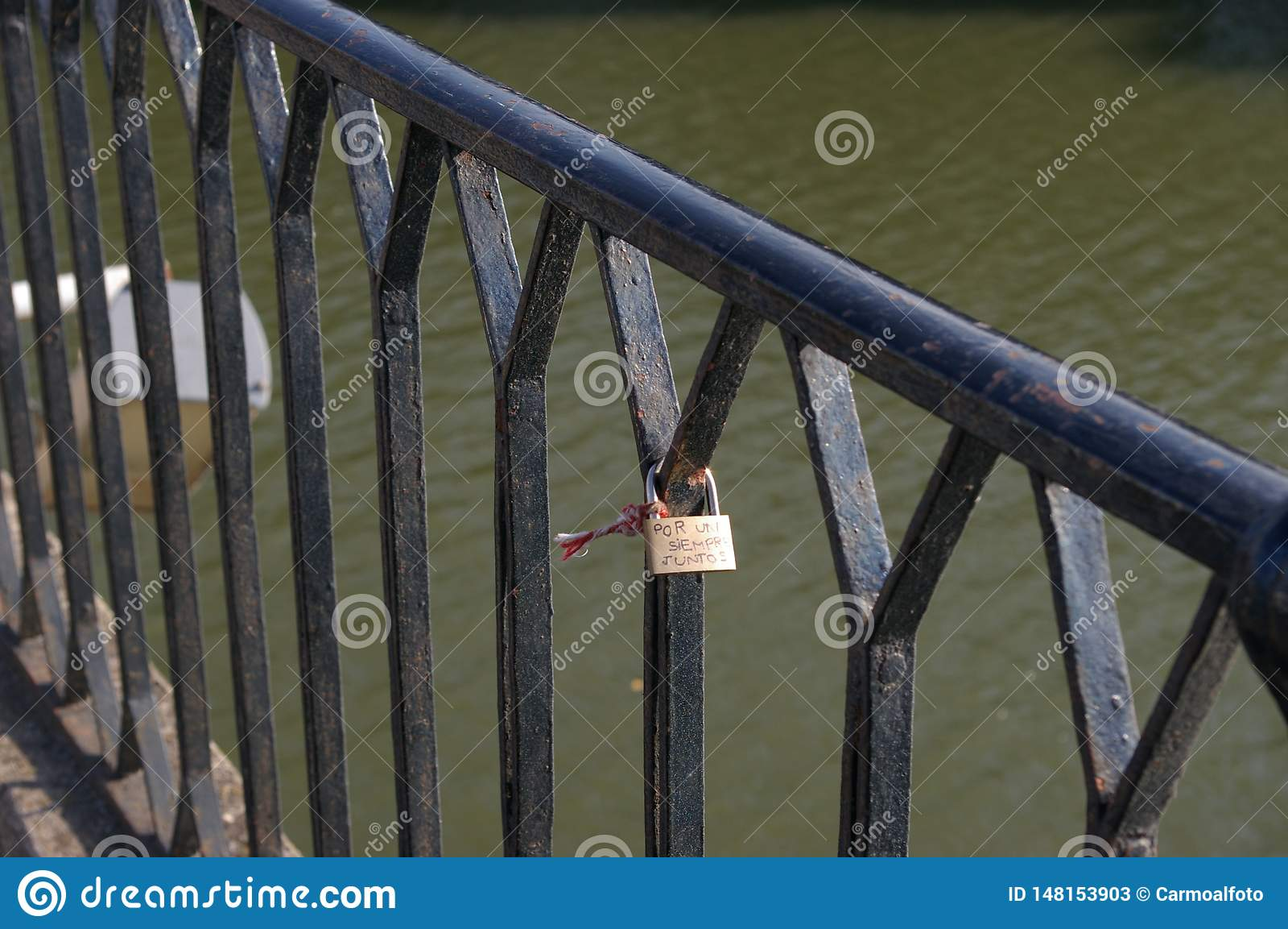 Ponte di amore in Logroño