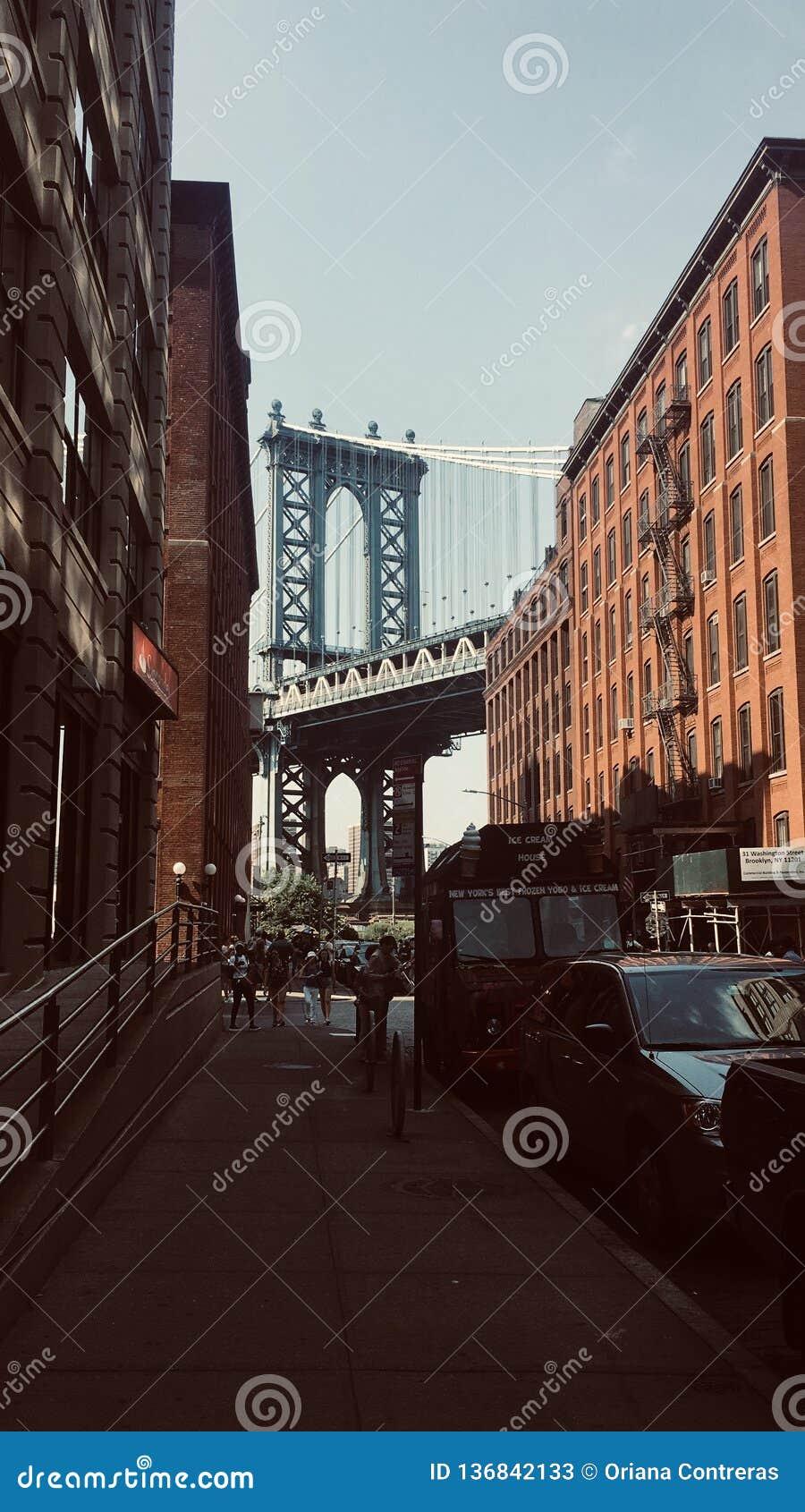 Ponte di Brooklyn caro