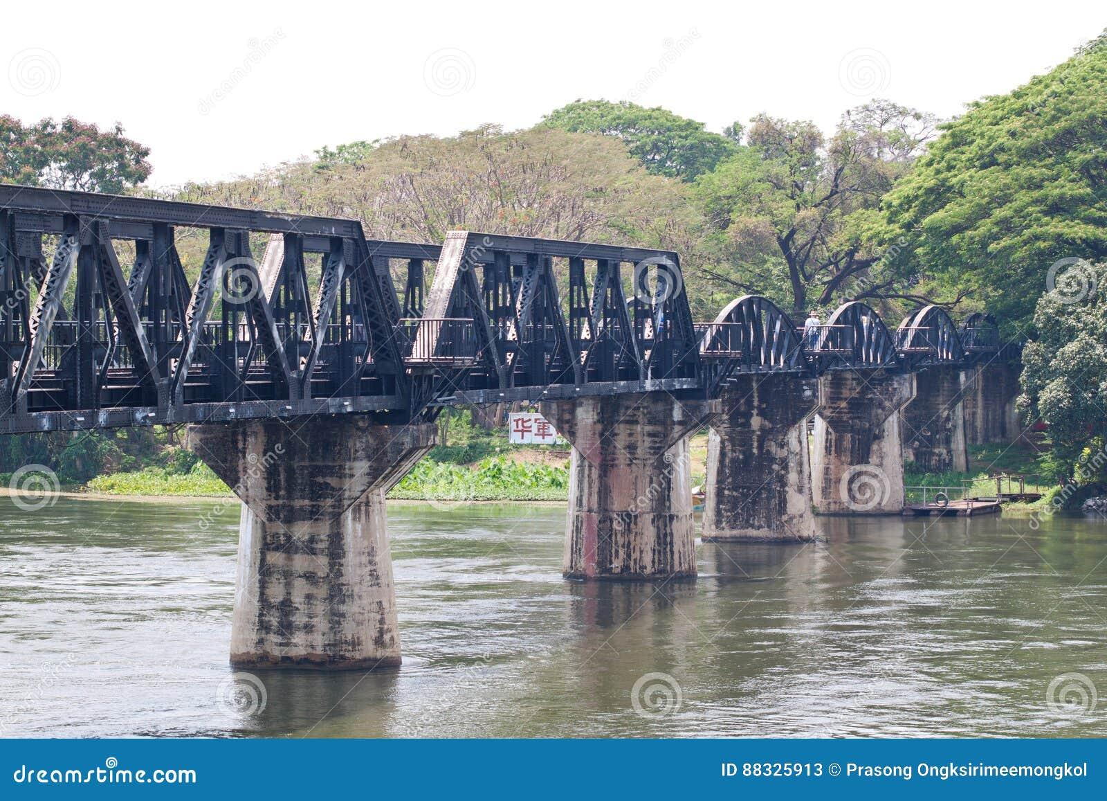 Ponte di Kwai del fiume