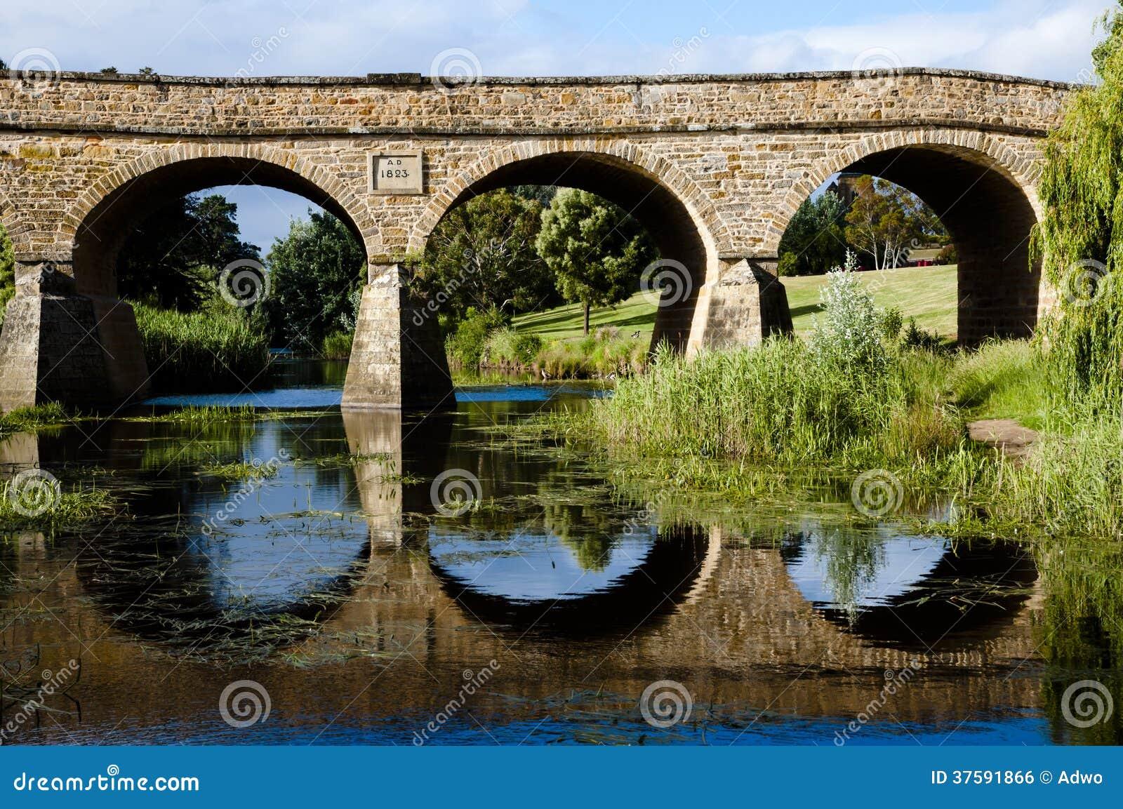 Ponte di Richmond - Tasmania