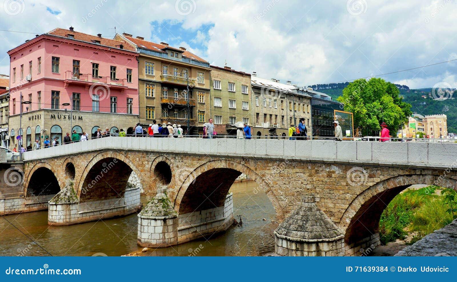 Ponte di Sarajevo Gavrilo Princip