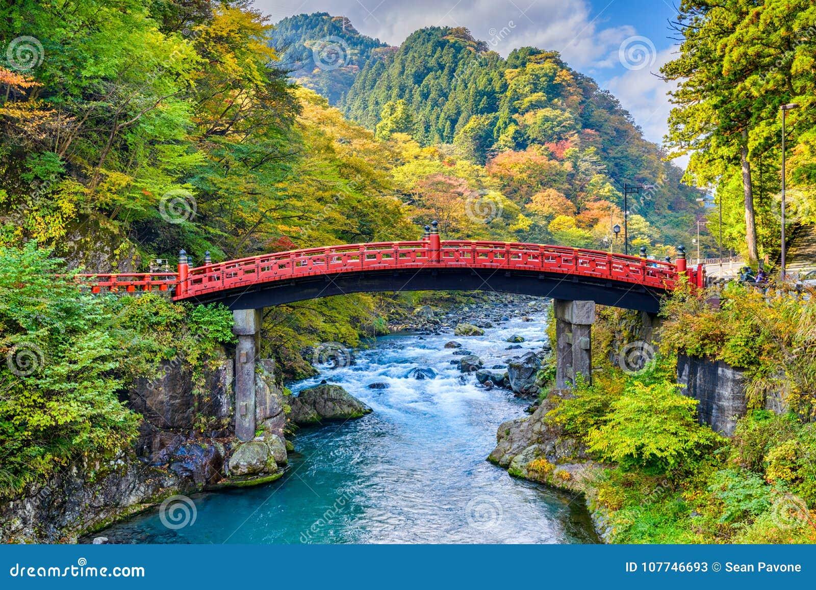 Ponte Japão de Shinkyo