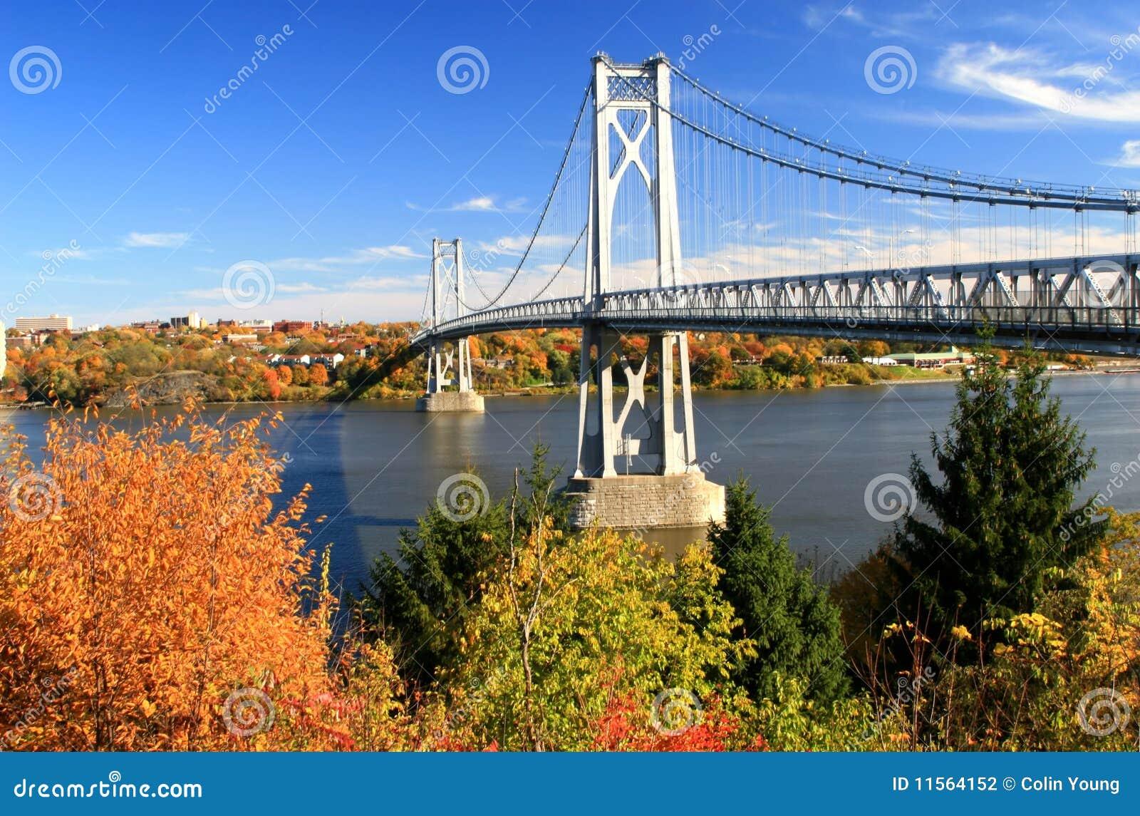 Ponte meados de de Hudson