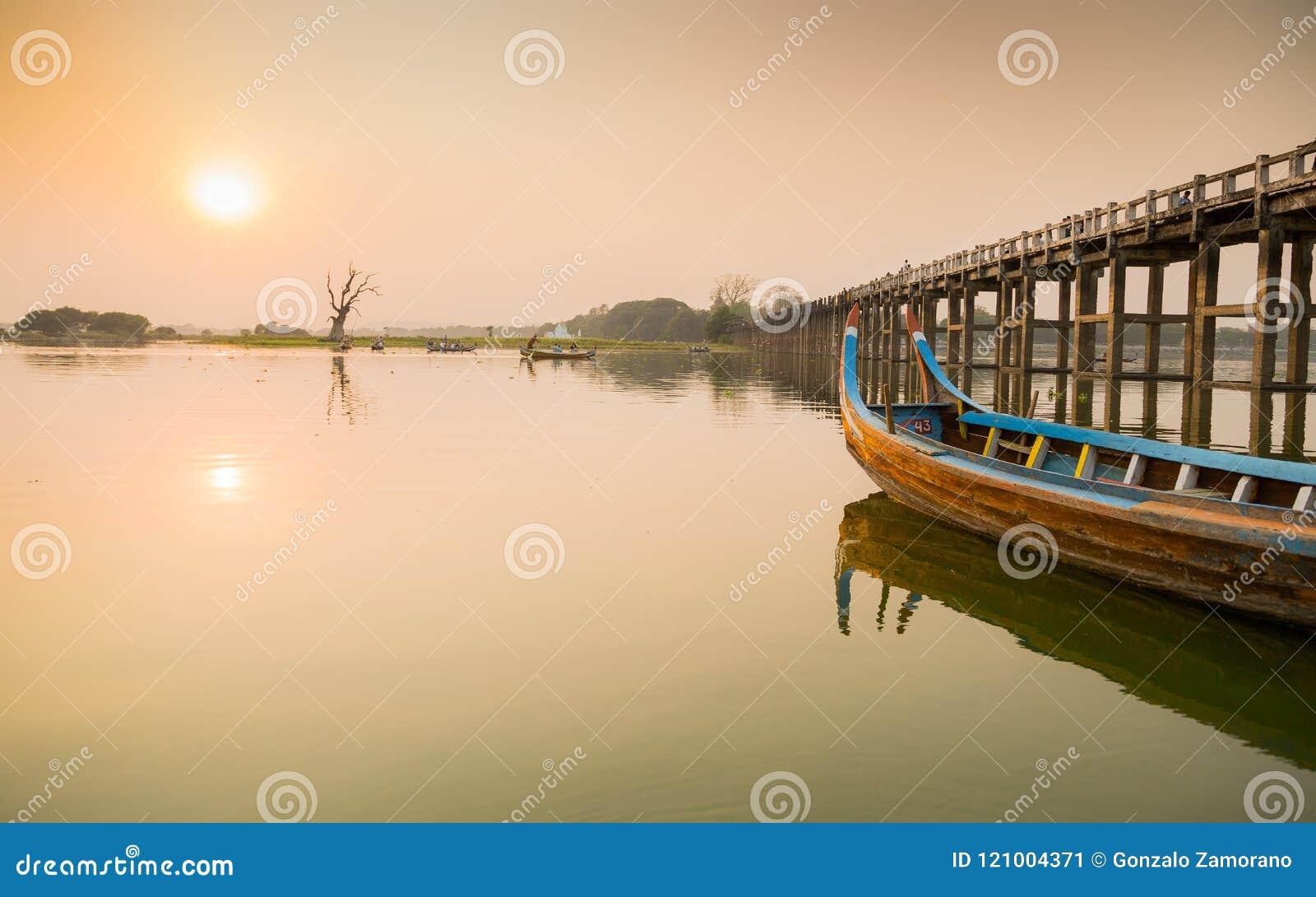 Ponte Myanmar di U Bein