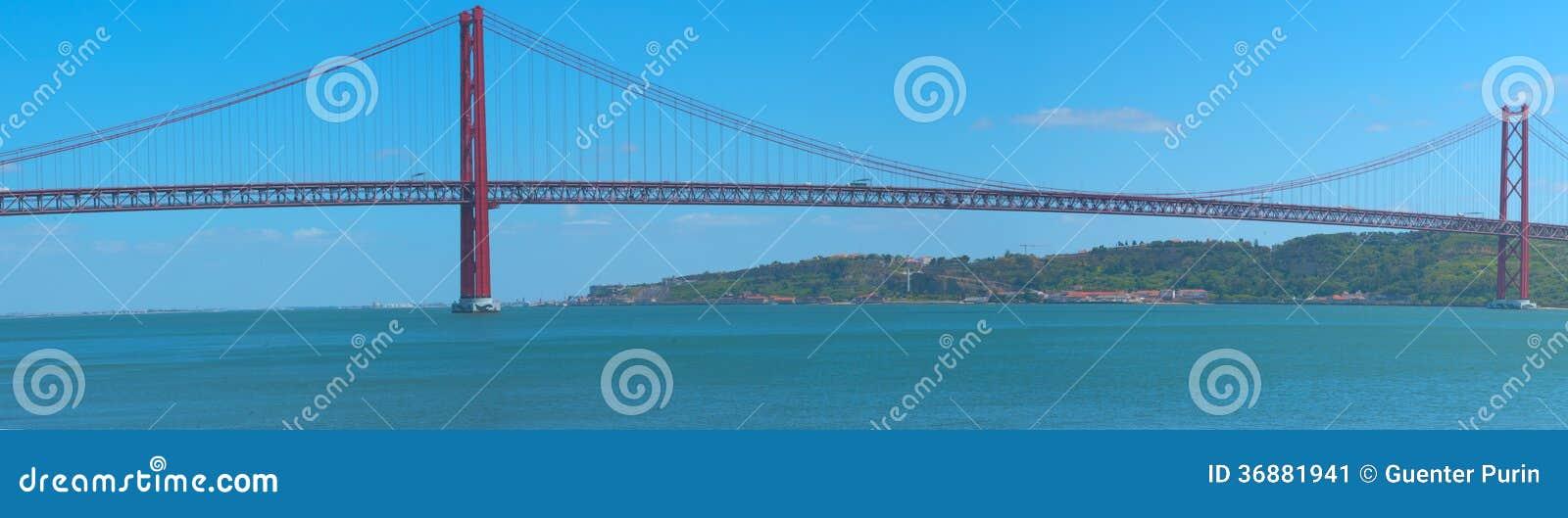 Download Ponte sospeso immagine stock. Immagine di ponticello - 36881941