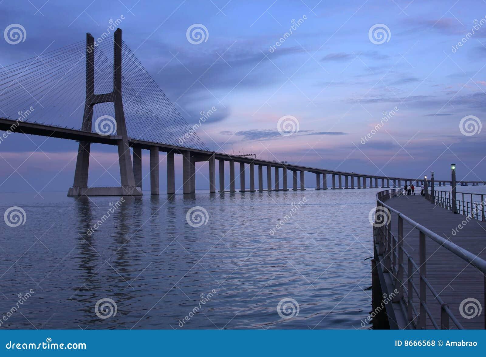 Ponte Vasco de GAMA du DA