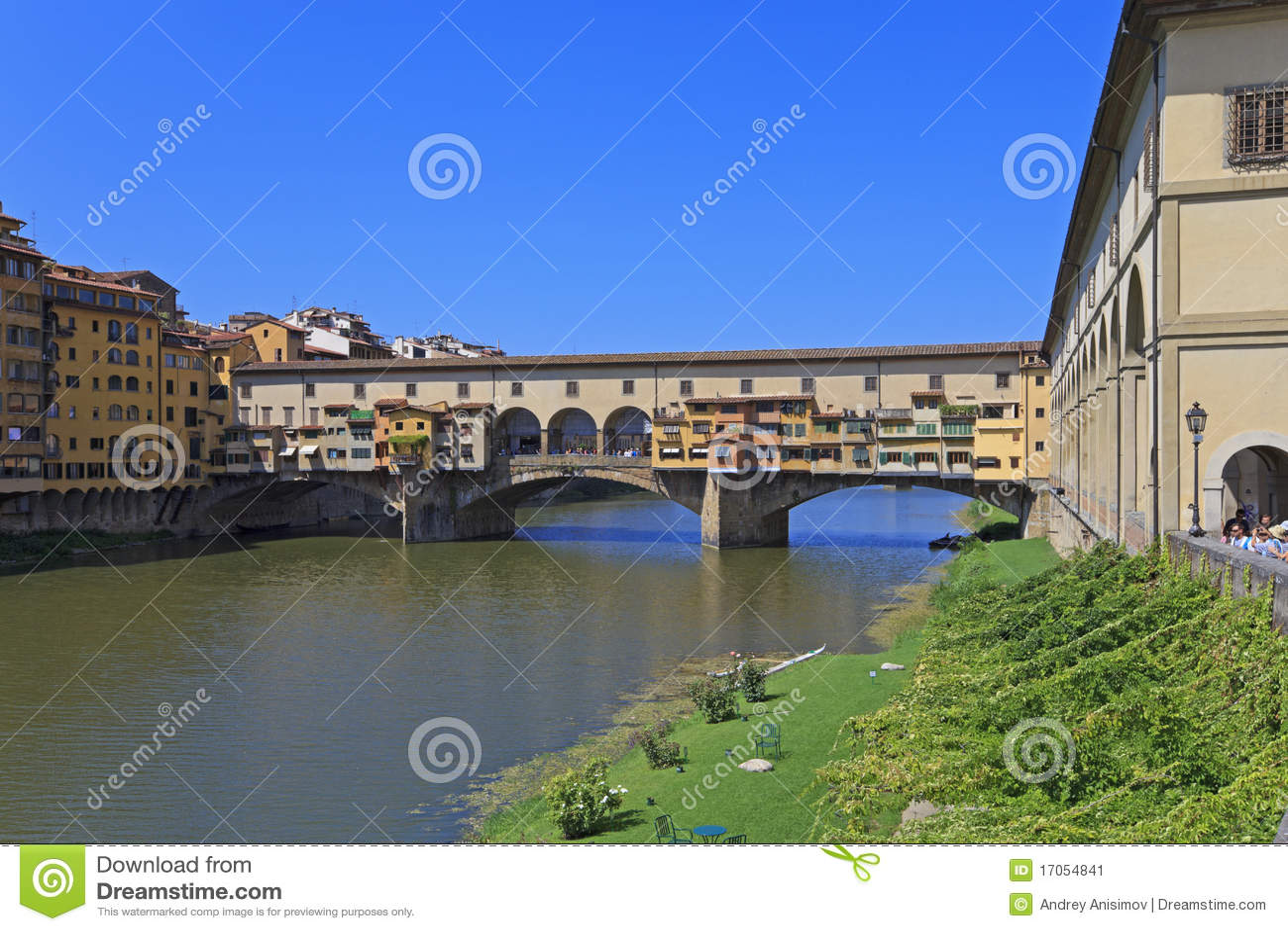 Ponte vecchio old bridge coupons