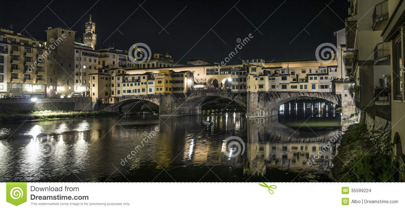 Ponte vecchio stock images image 35599224 for Dream store firenze
