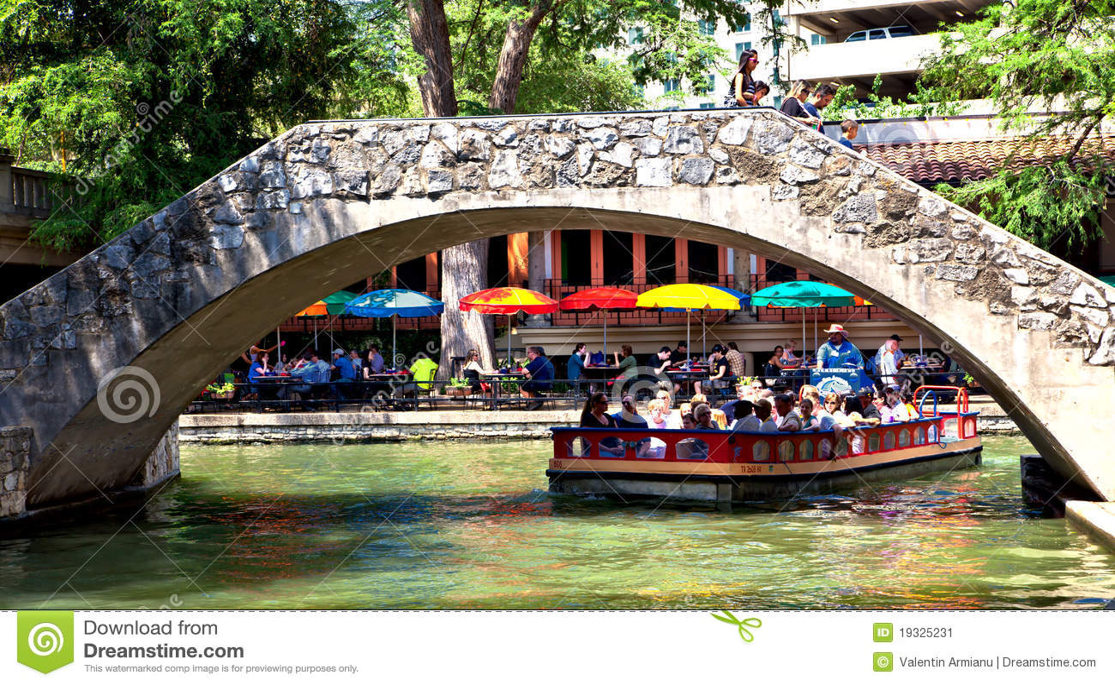 Pontes de San Antonio Riverwalk