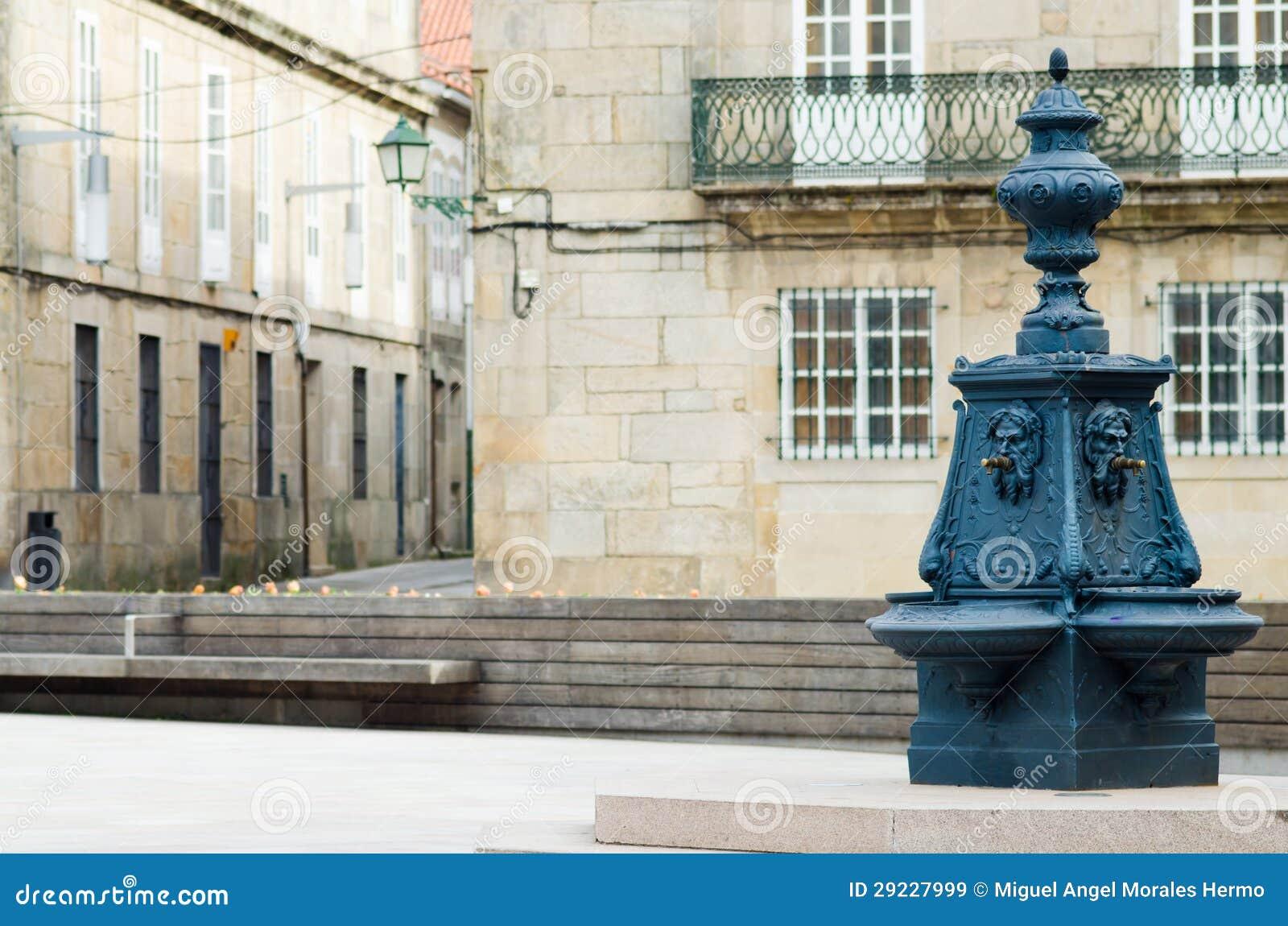 Download Pontevedra imagem de stock. Imagem de arquitetura, urbano - 29227999