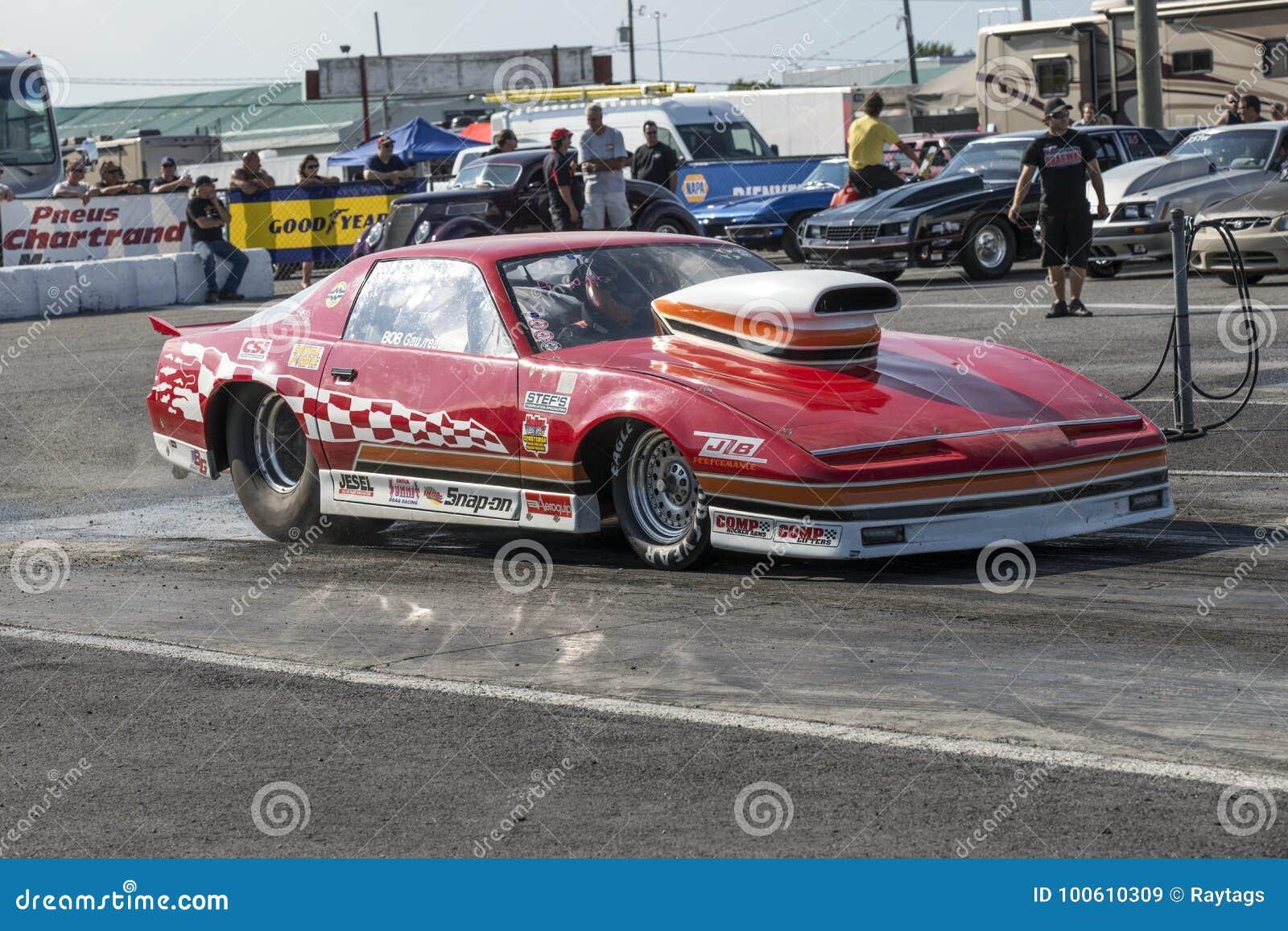 Pontiac firebird drag car editorial stock image. Image of generation ...