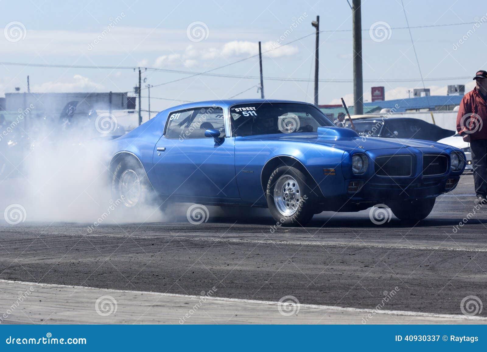 Pontiac firebird drag car editorial photography. Image of ...