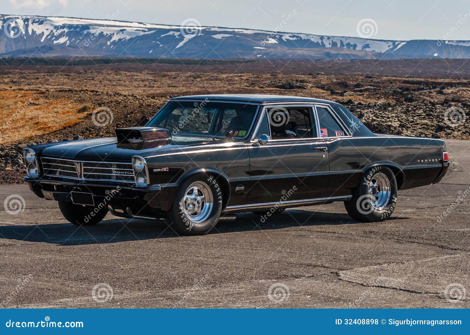 Pontiac-Sturm 1965